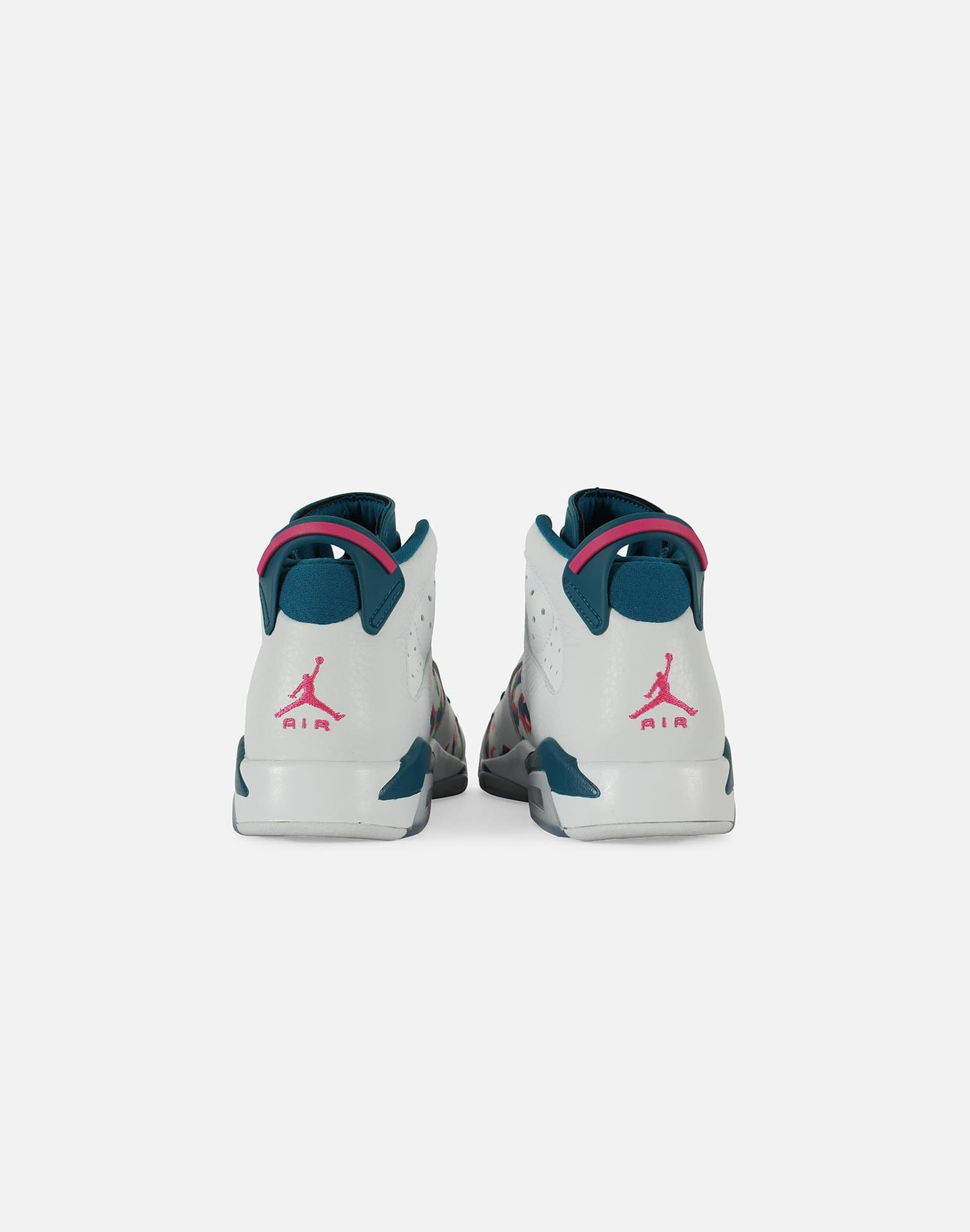 Jordan Air Jordan Retro 6 'Green Abyss' Grade-School