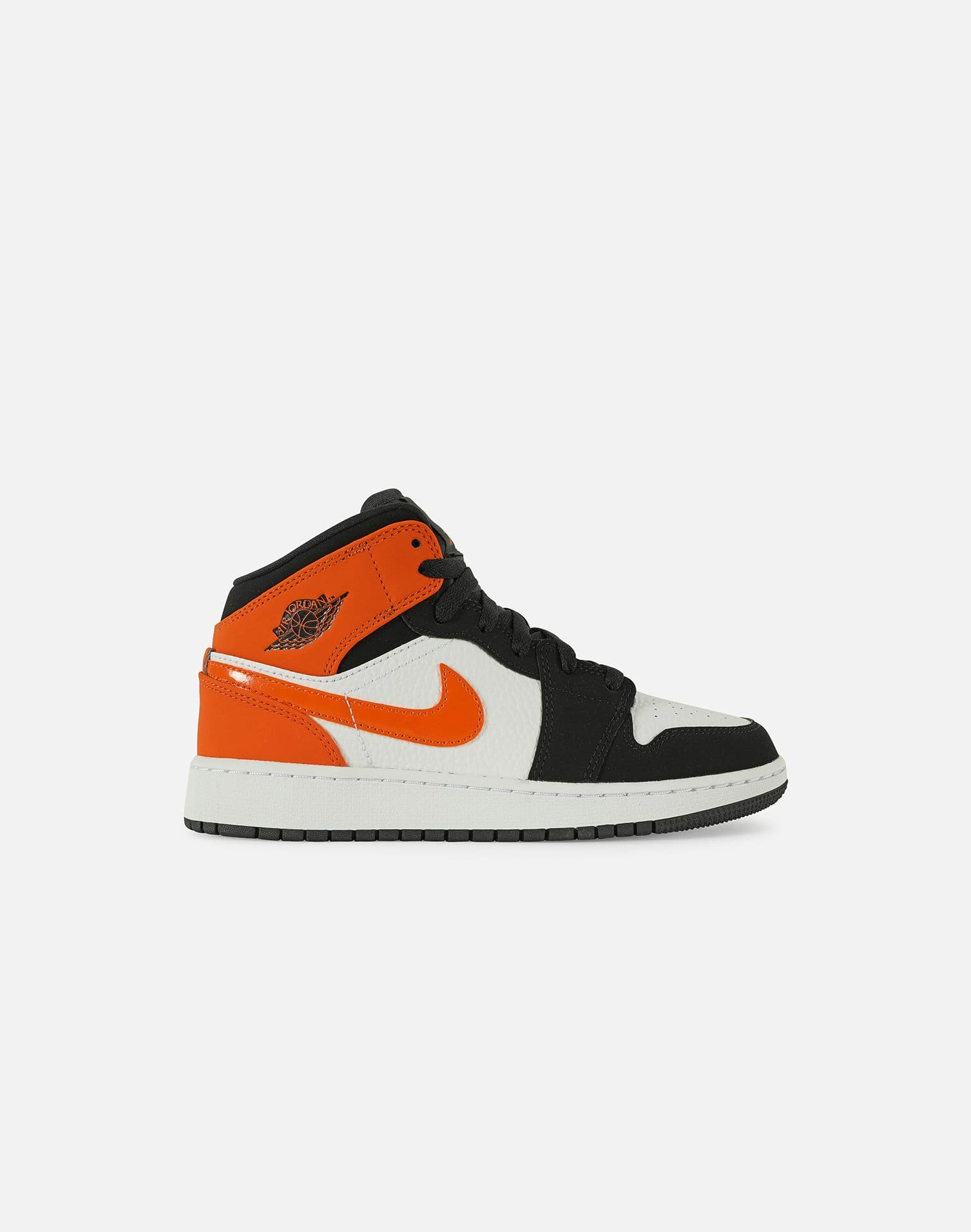 Jordan Air Jordan 1 Mid 'Shattered Backboard' Grade-School
