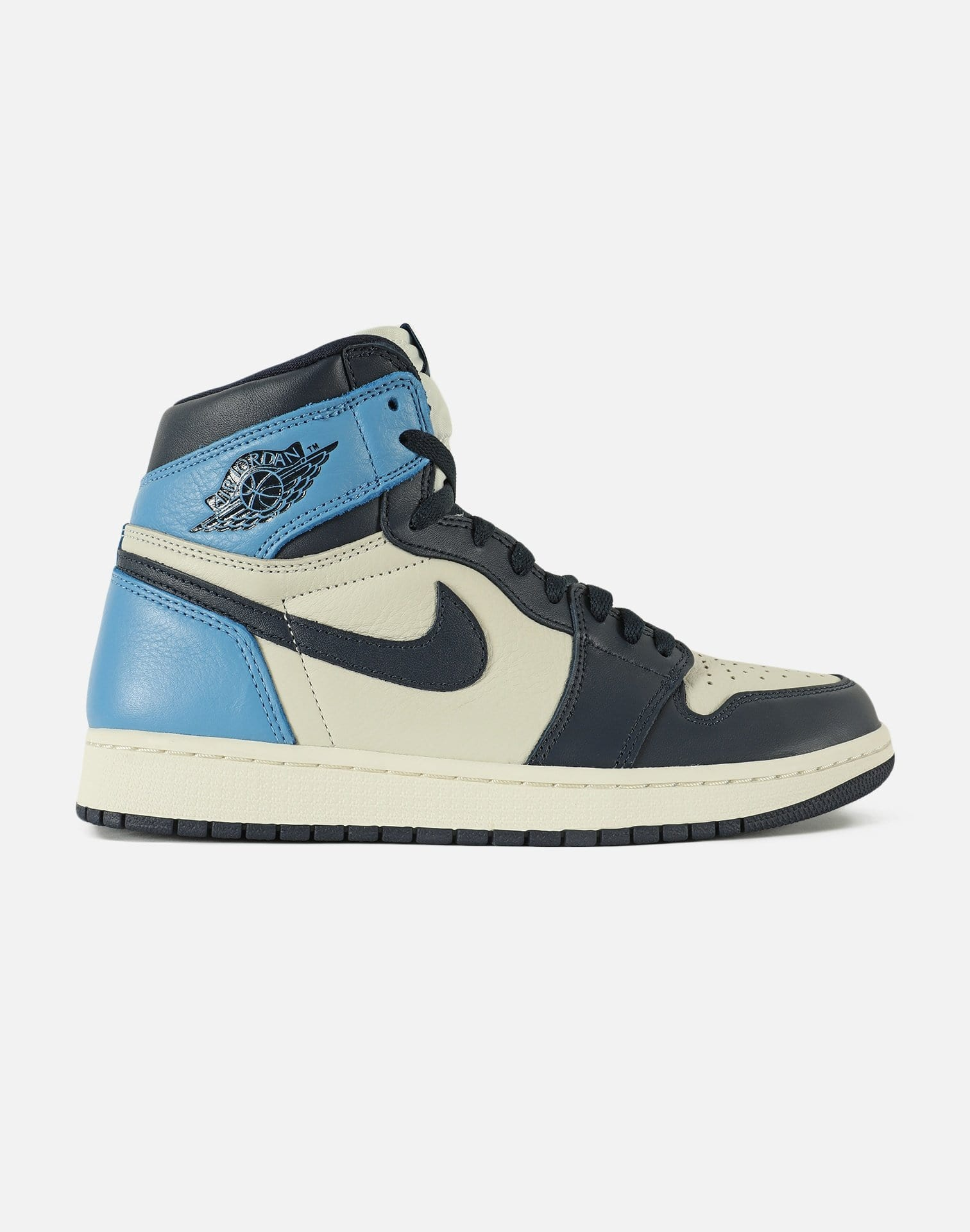 Jordan Men's Air Jordan Retro 1 High OG 'Obsidian'