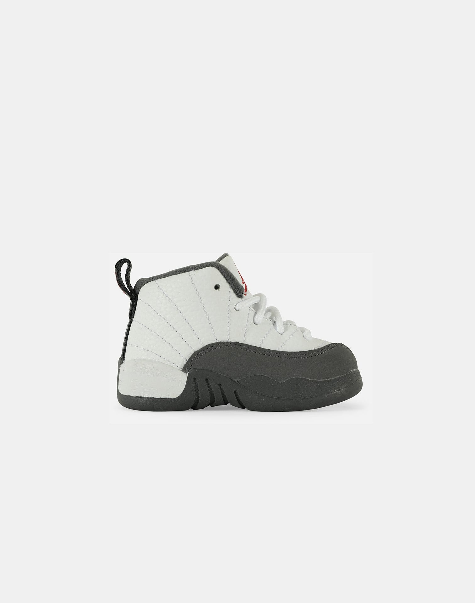 AIR JORDAN RETRO 12 'DARK GREY' INFANT
