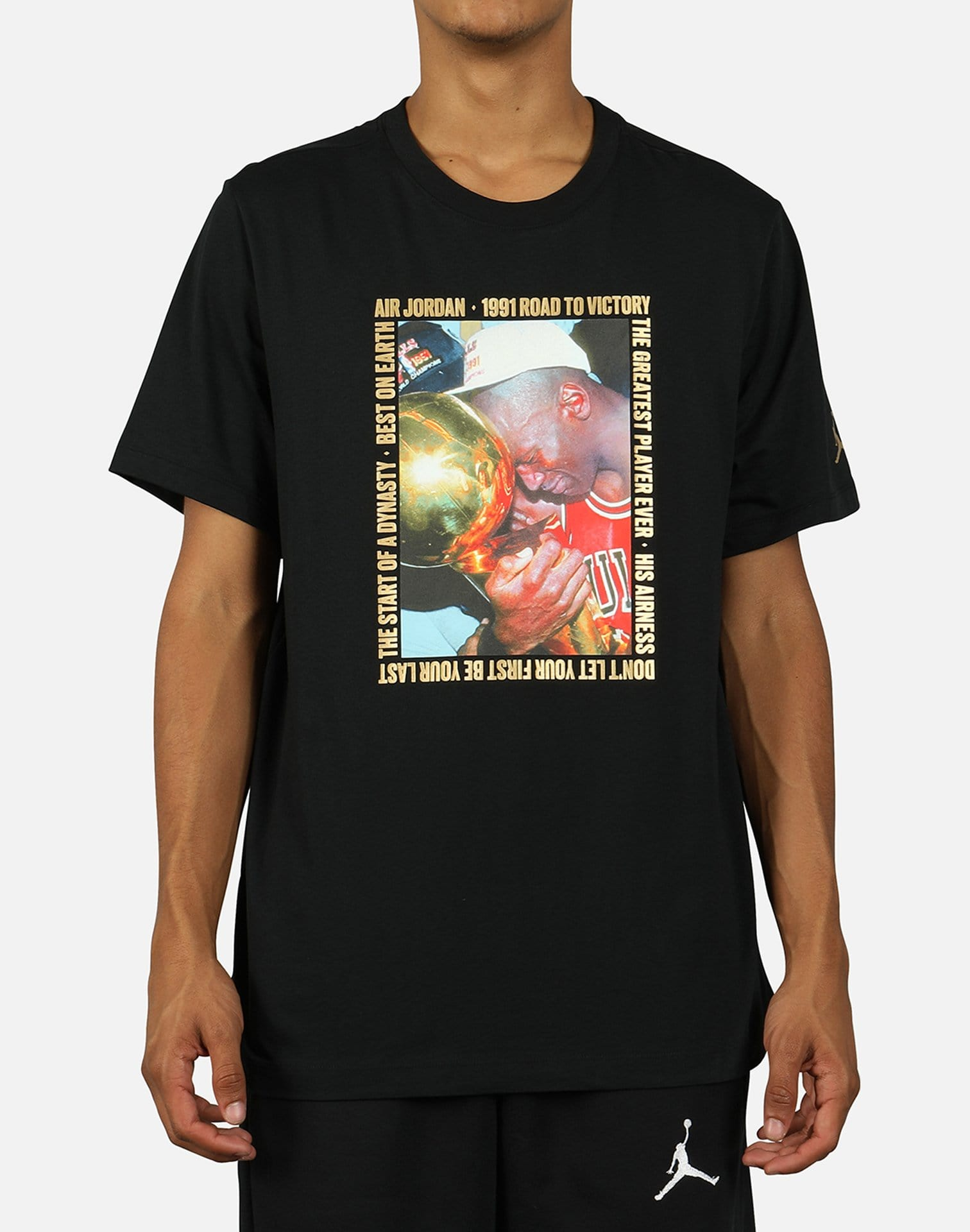 Jordan Men's MJ Remastered Photo Tee