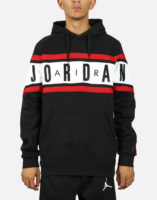 Jordan Men's Air Fleece Pullover Hoodie