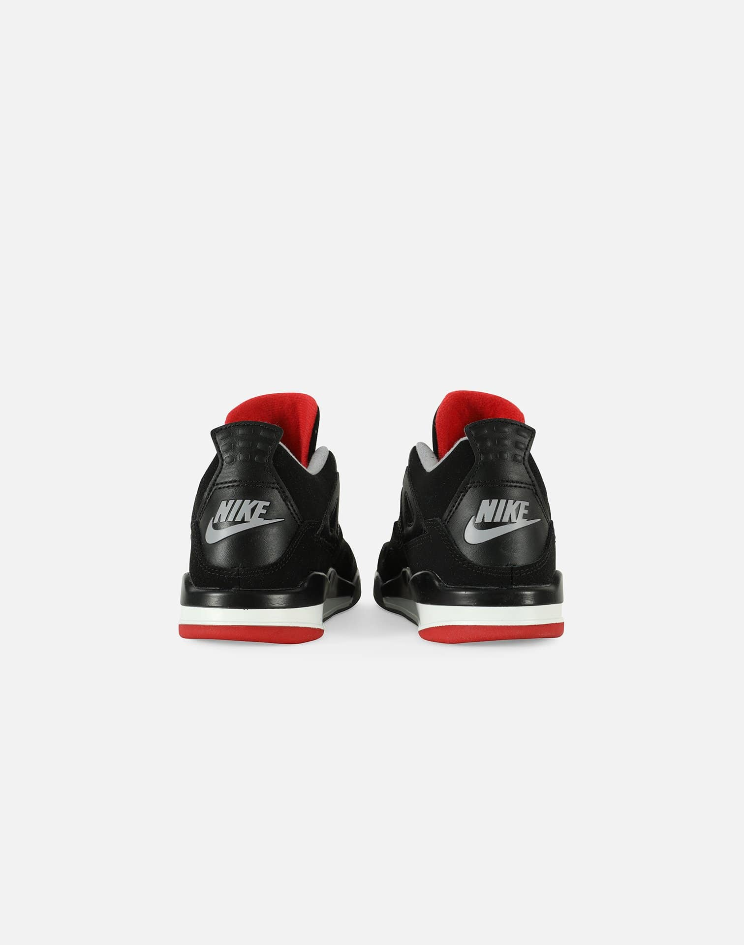 Jordan Air Jordan Retro 4 'Bred' Pre-School