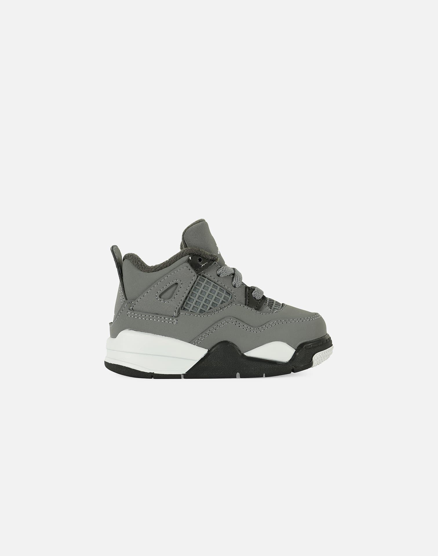 Jordan Air Jordan Retro 4 'Cool Grey' Infant