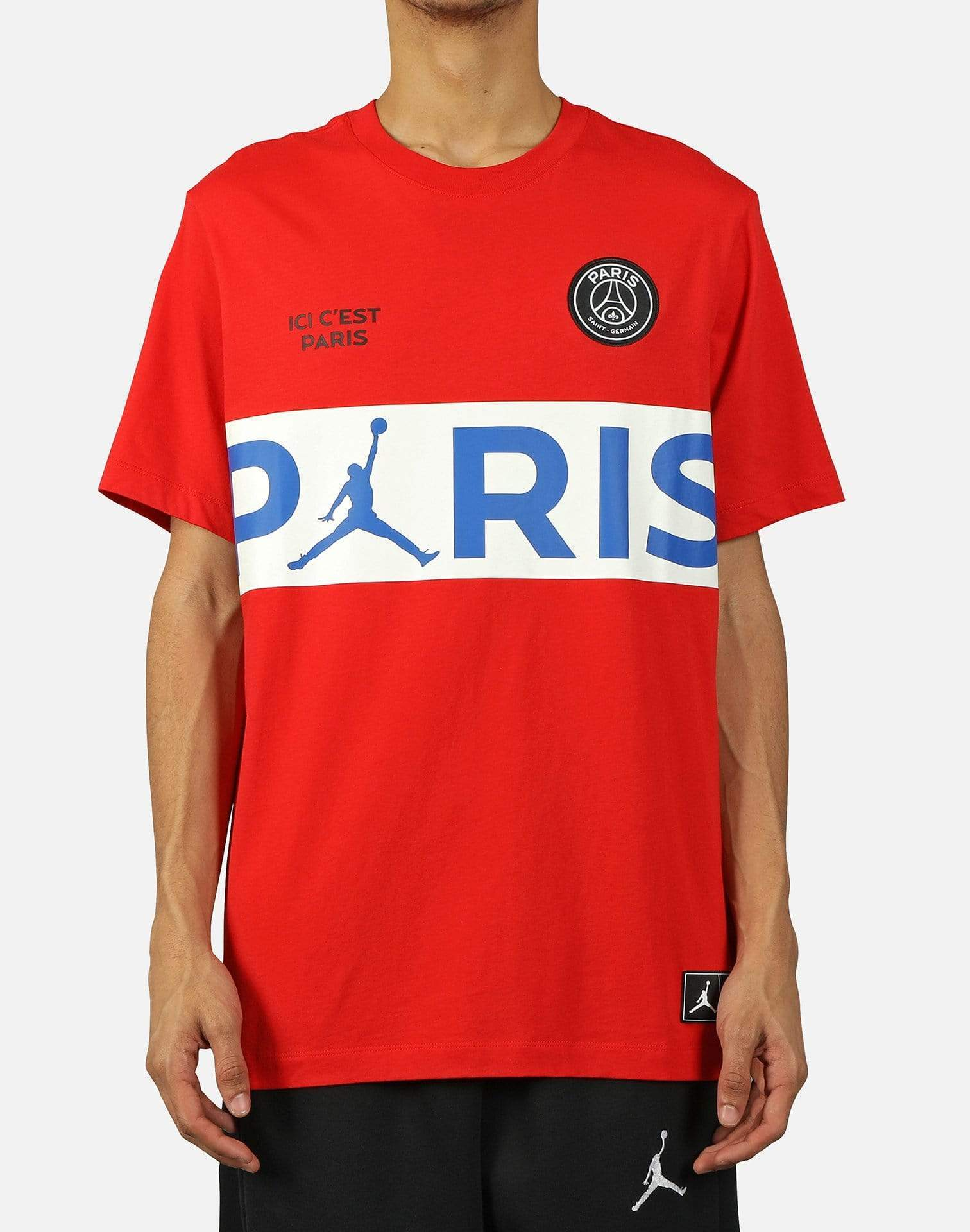 MJ PSG WORDMARK TEE
