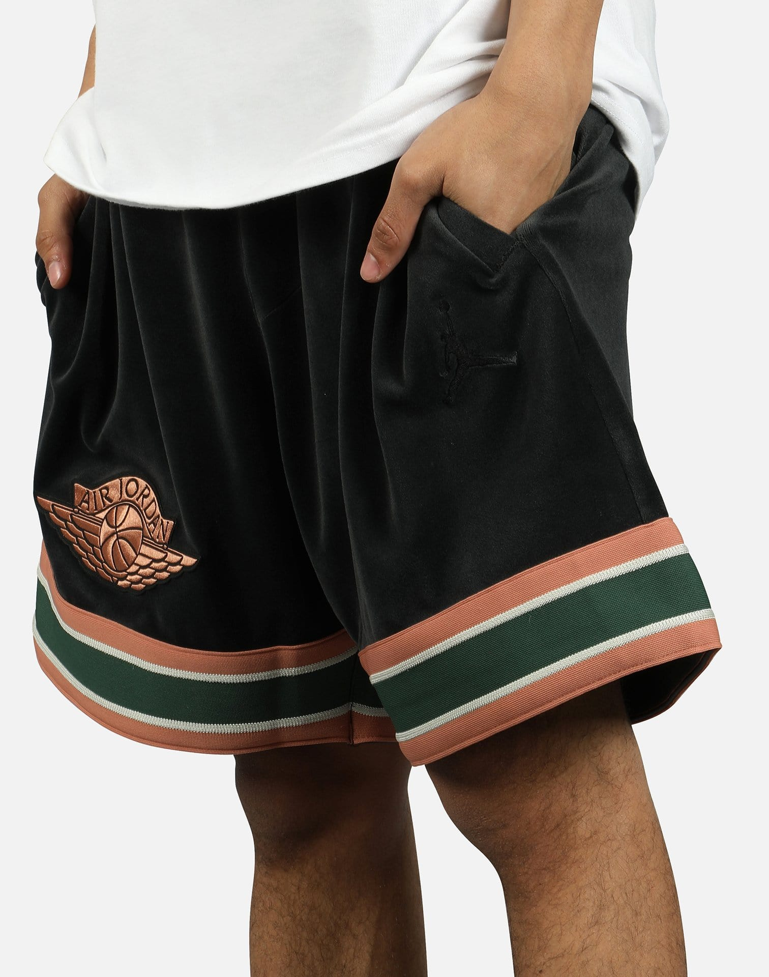 Jordan Men's Gold Chain Shorts