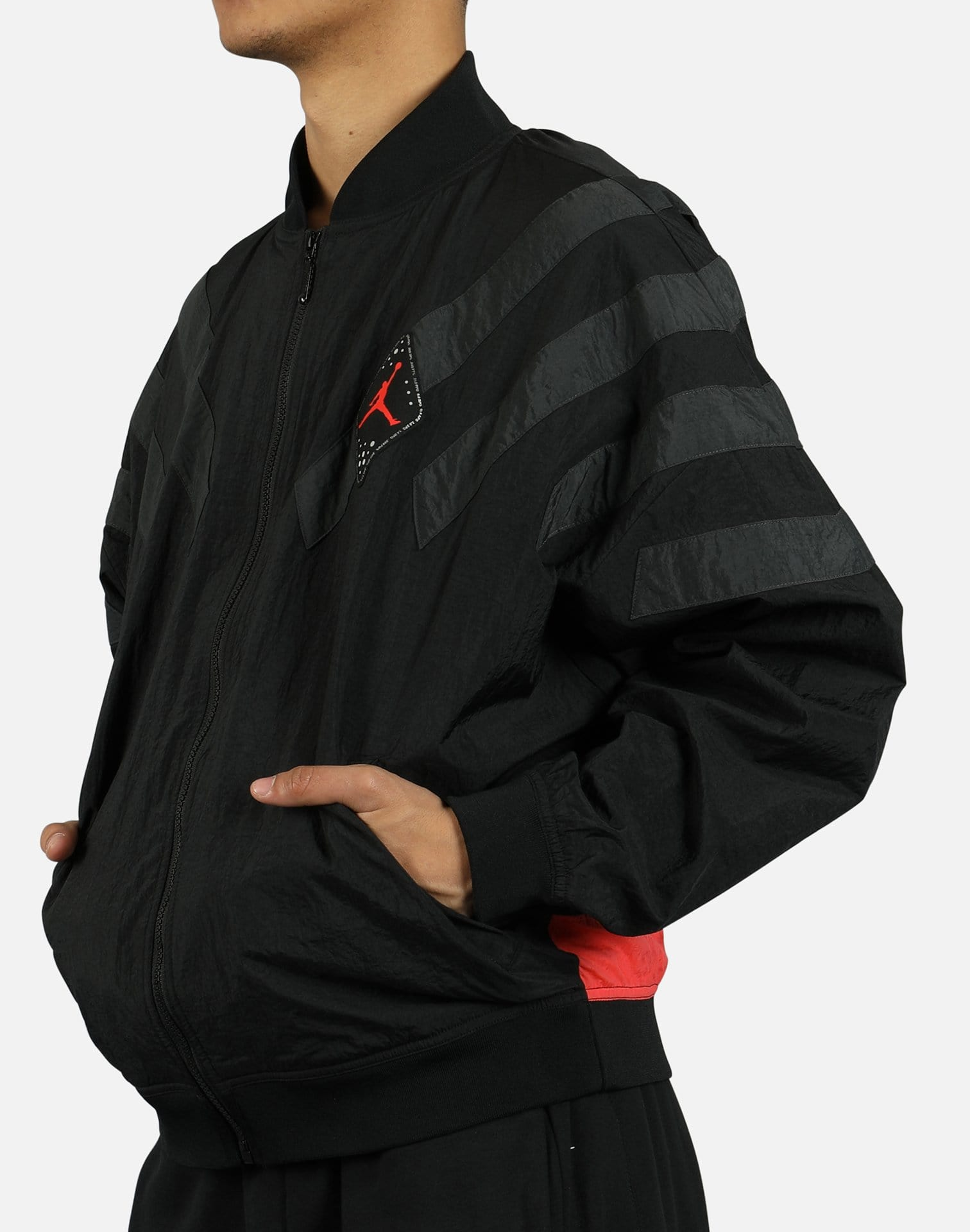 Jordan Men's Legacy AJ6 Nylon Jacket