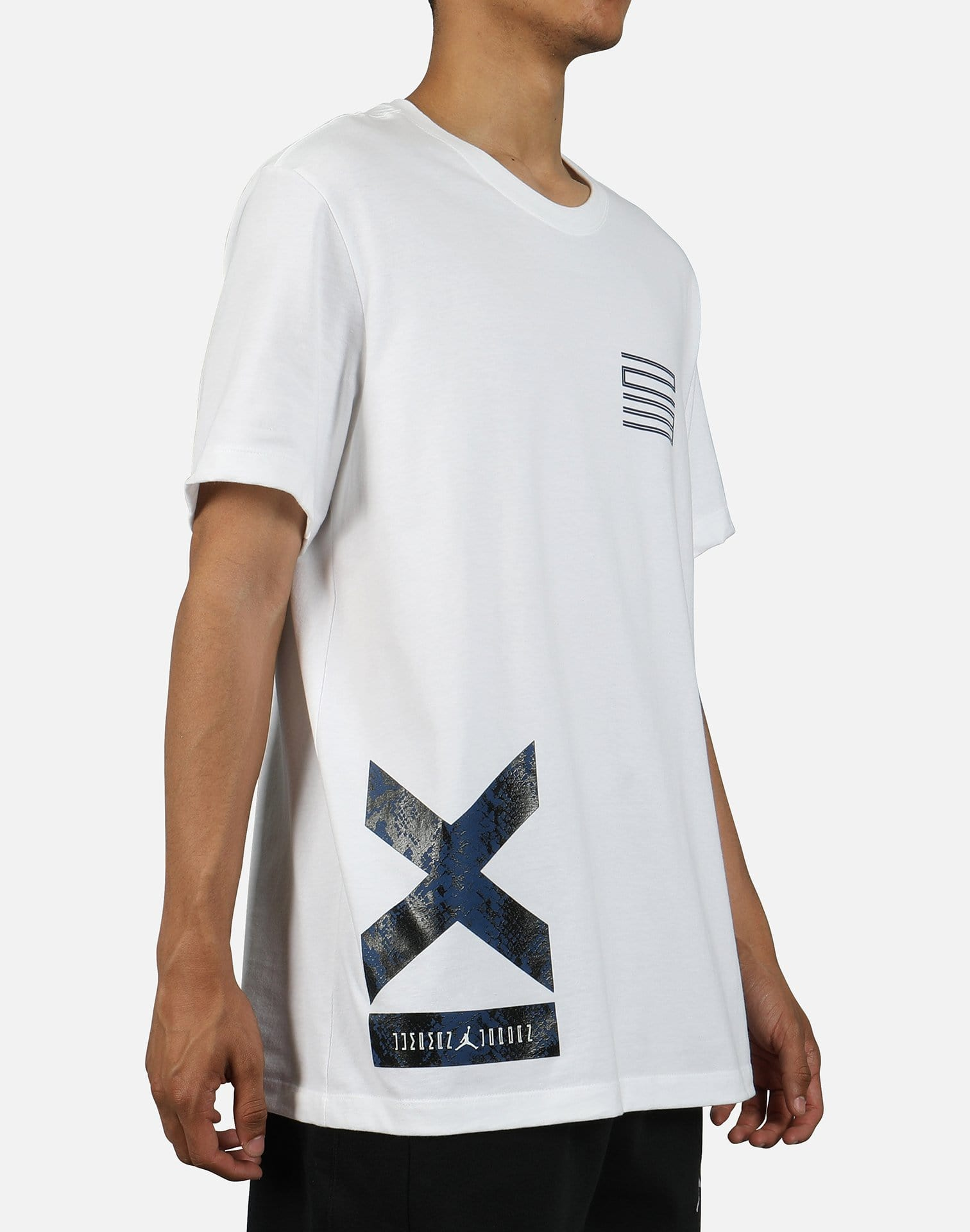 Jordan Men's Air Jordan Retro 11 'Snakeskin' Tee