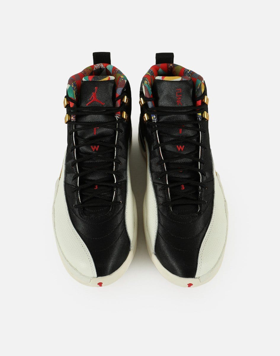 Jordan Men's Air Jordan Retro 12 QS 'Chinese New Year'