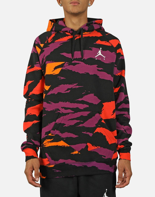 Jordan Men's Jumpman Fleece Camo Pullover Hoodie
