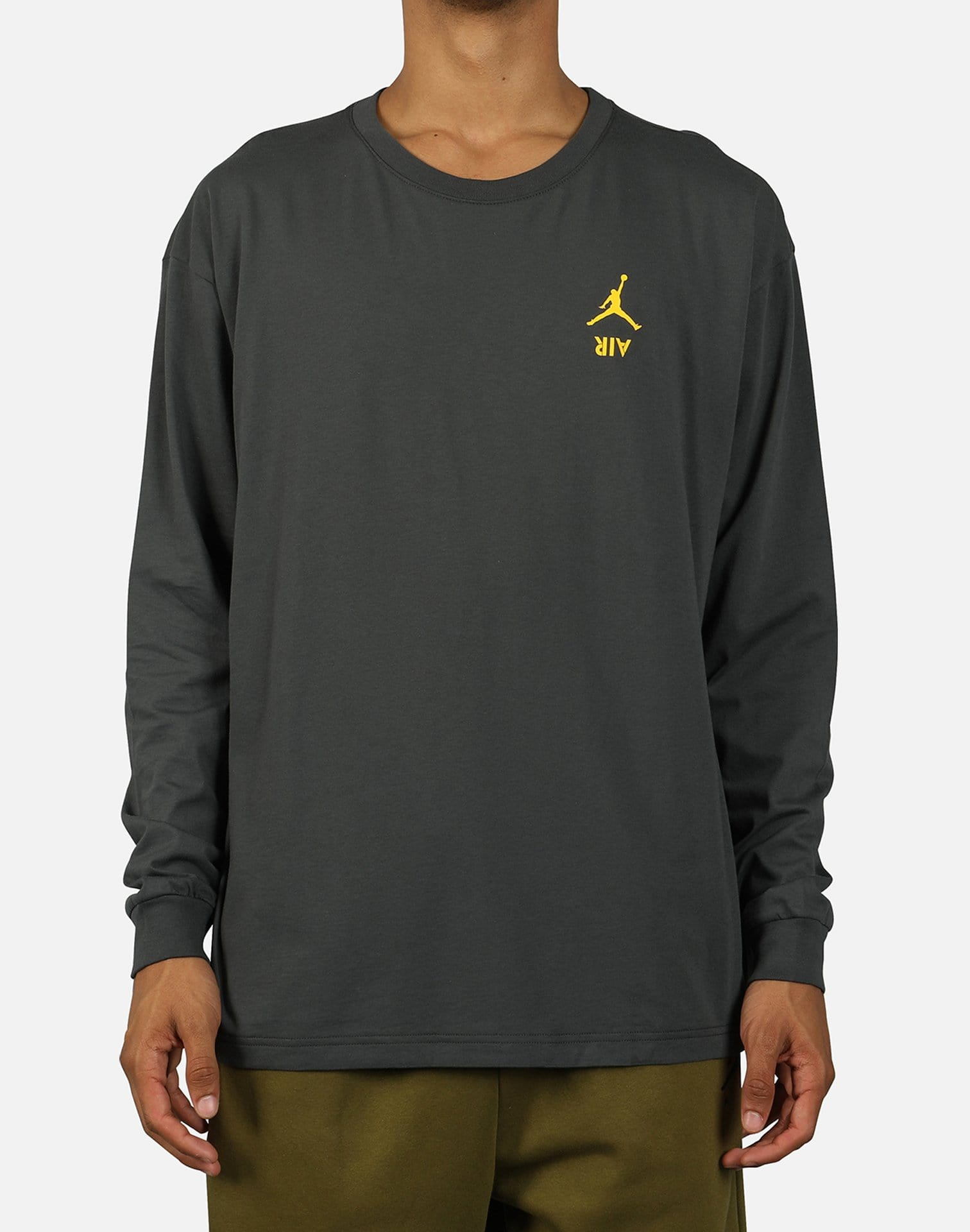 Jordan Men's Legacy AJ4 Long-Sleeve Tee