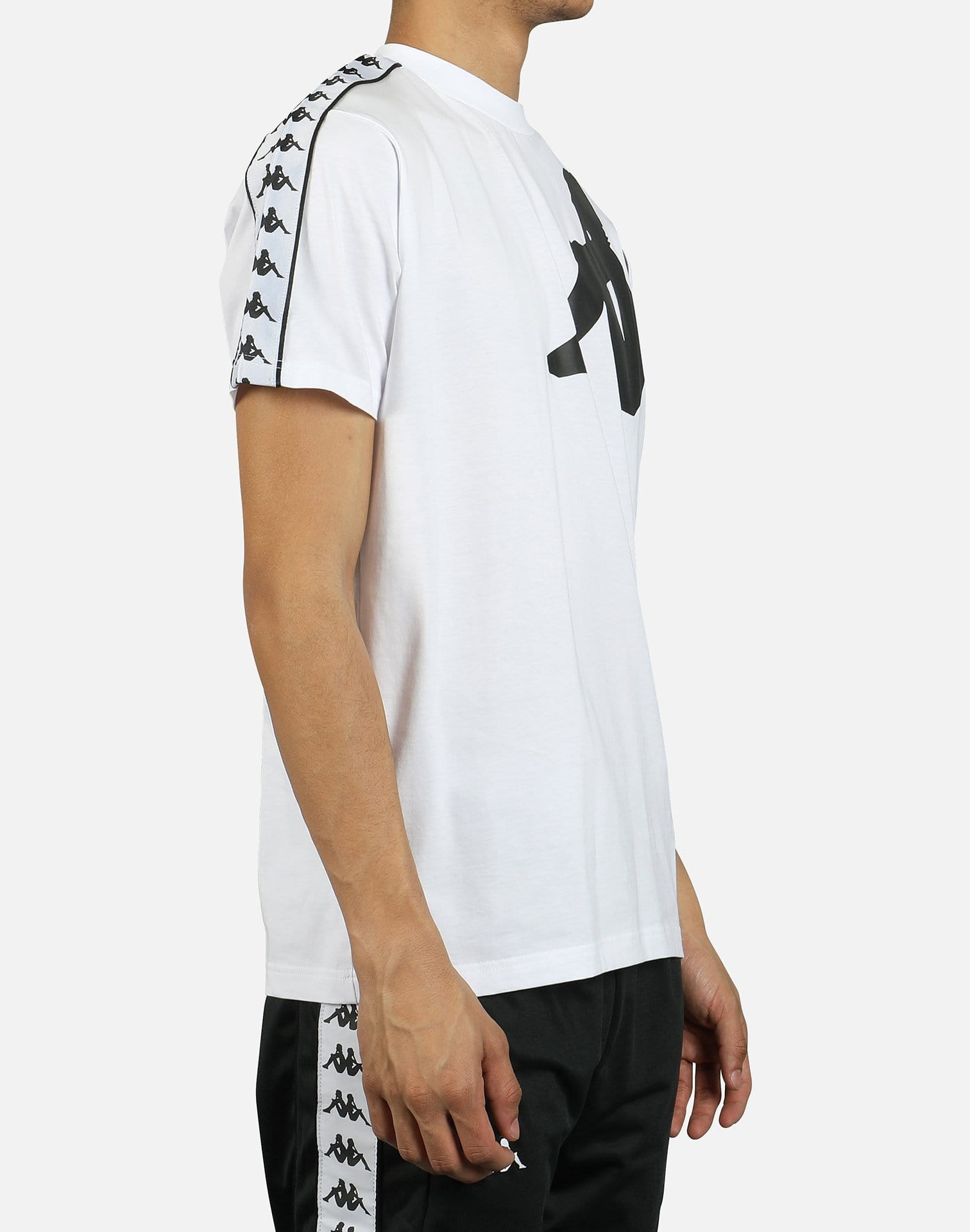 Kappa Men's Authentic Buys Logo Print Tee