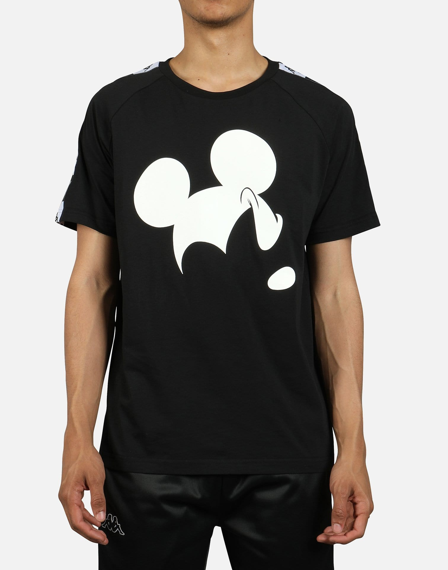 Kappa Men's Authentic Alvar x Disney Mickey Mouse Tee