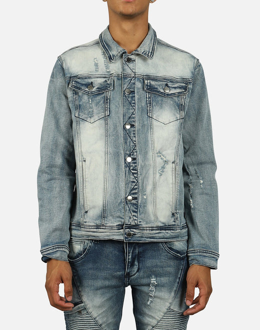 Kilogram Men's Classic Jean Jacket