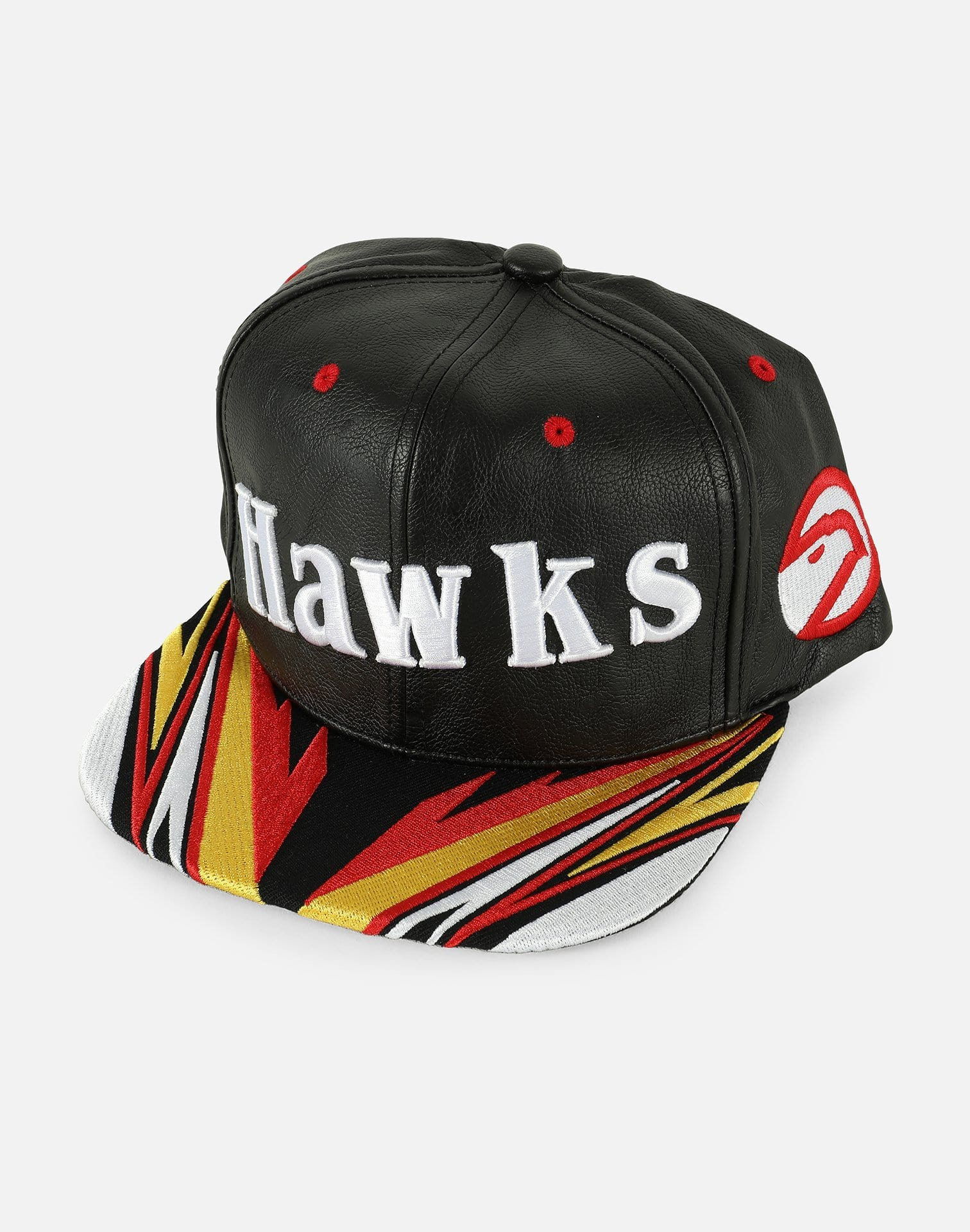 Mitchell & Ness NBA Atlanta Hawks Rapid Snapback Hat