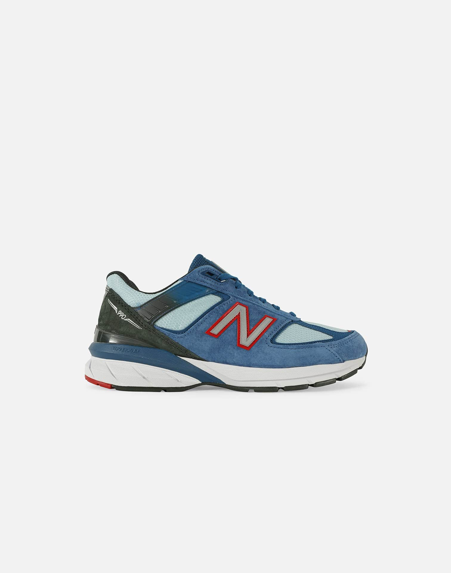 NewBalance 990V5 'BLUE CRAB' GRADE-SCHOOL