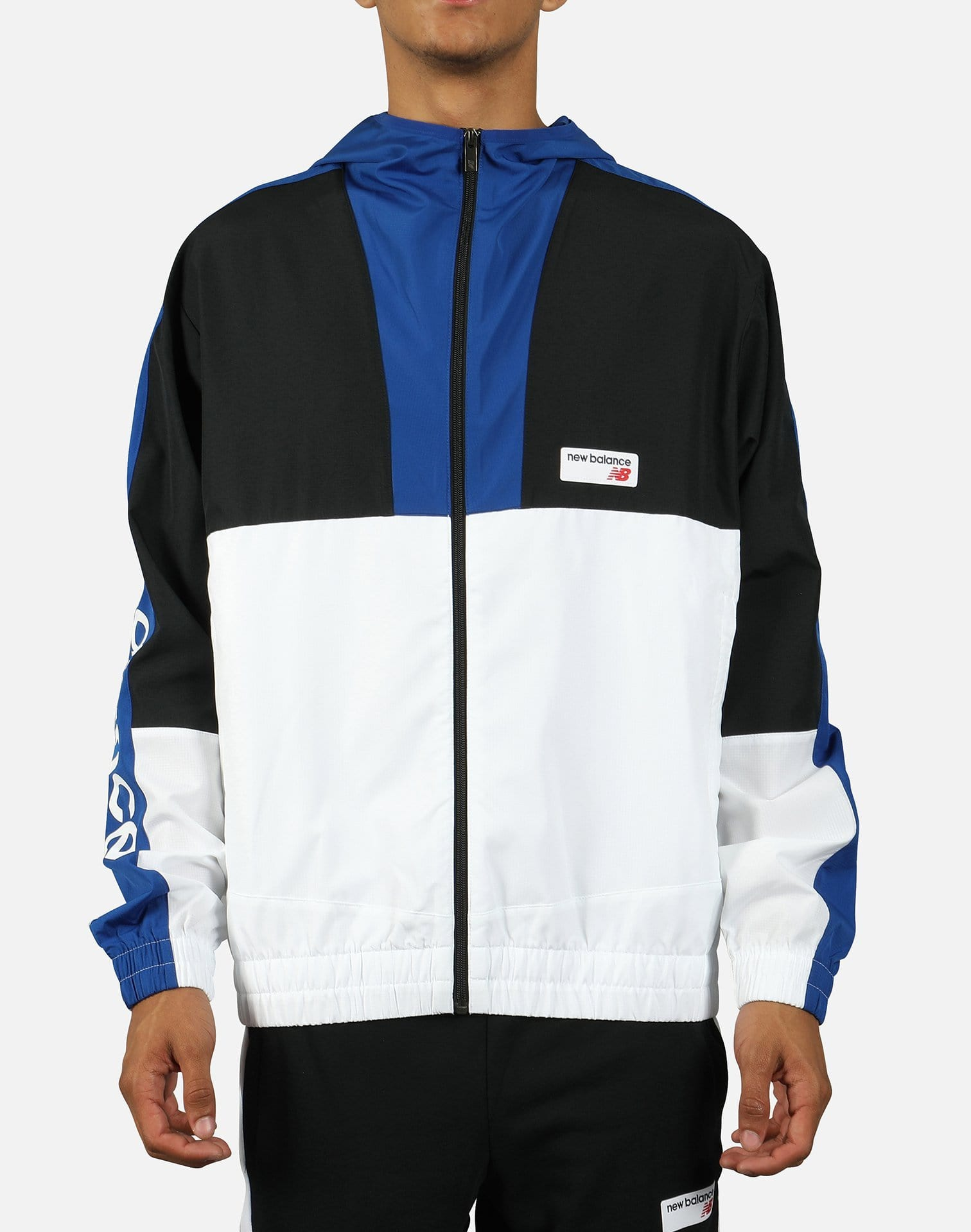 New Balance Men's NB Athletics Windbreaker