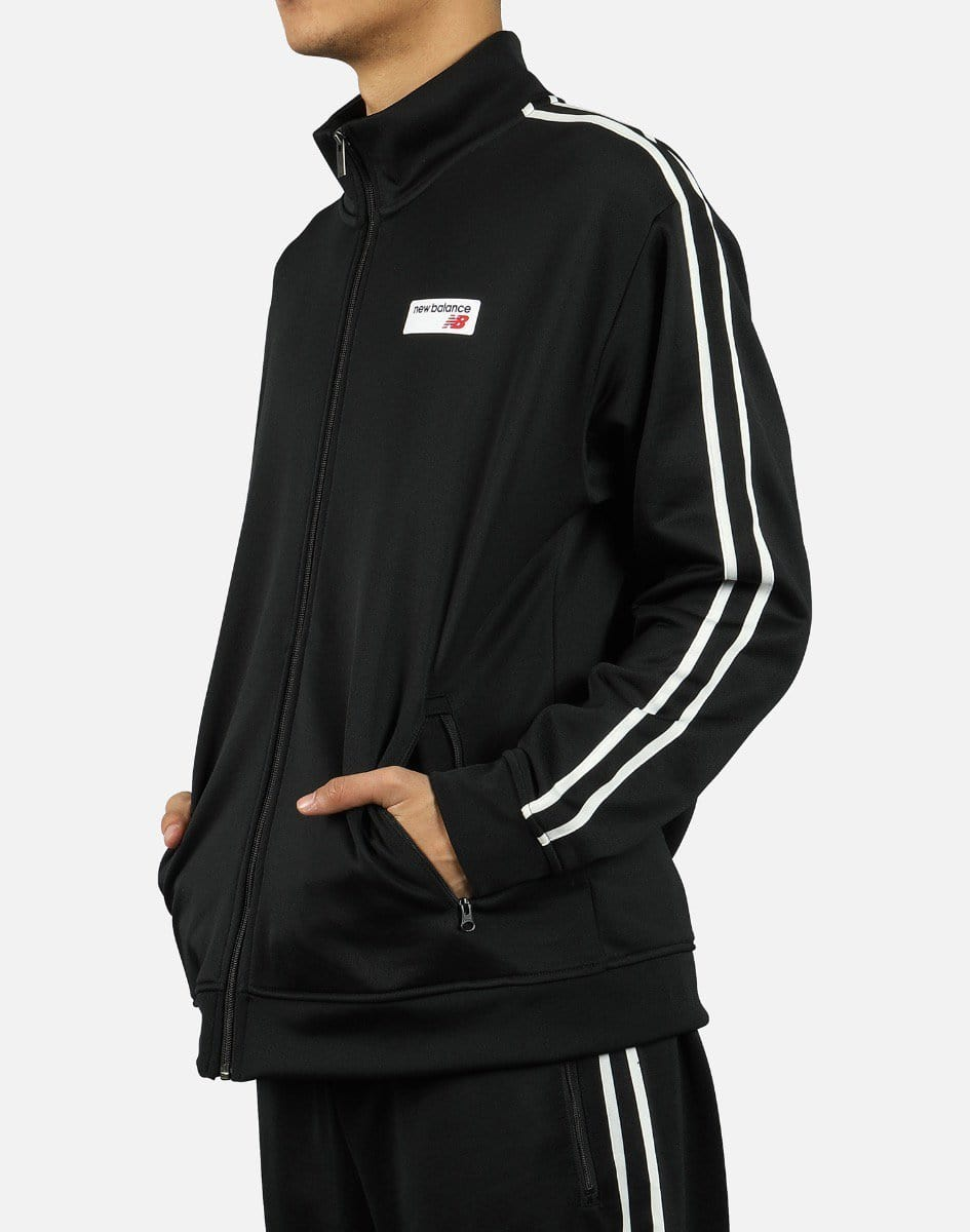 New Balance Men's NB Athletics Track Jacket