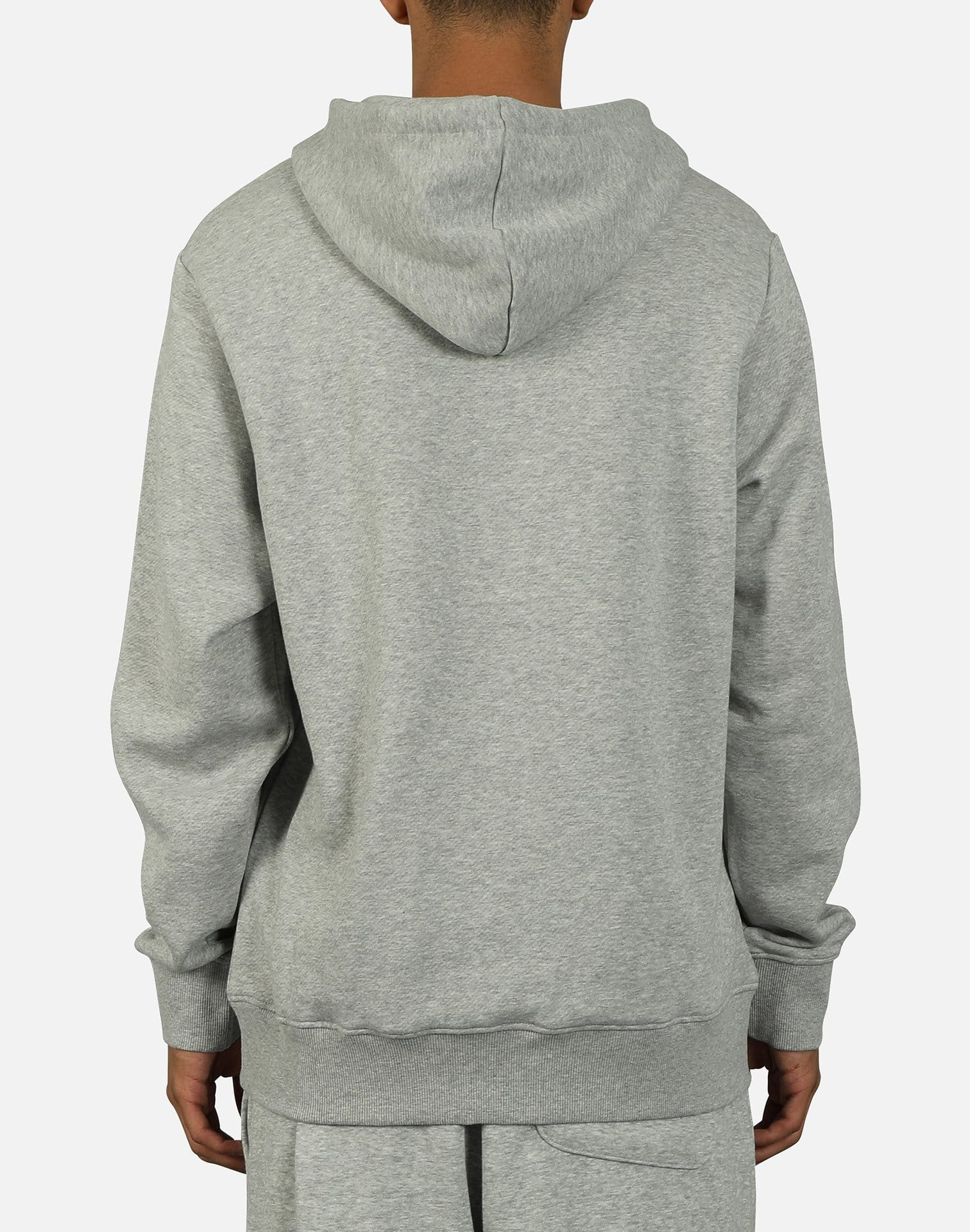 New Balance Men's Essentials Stacked Logo Pullover Hoodie