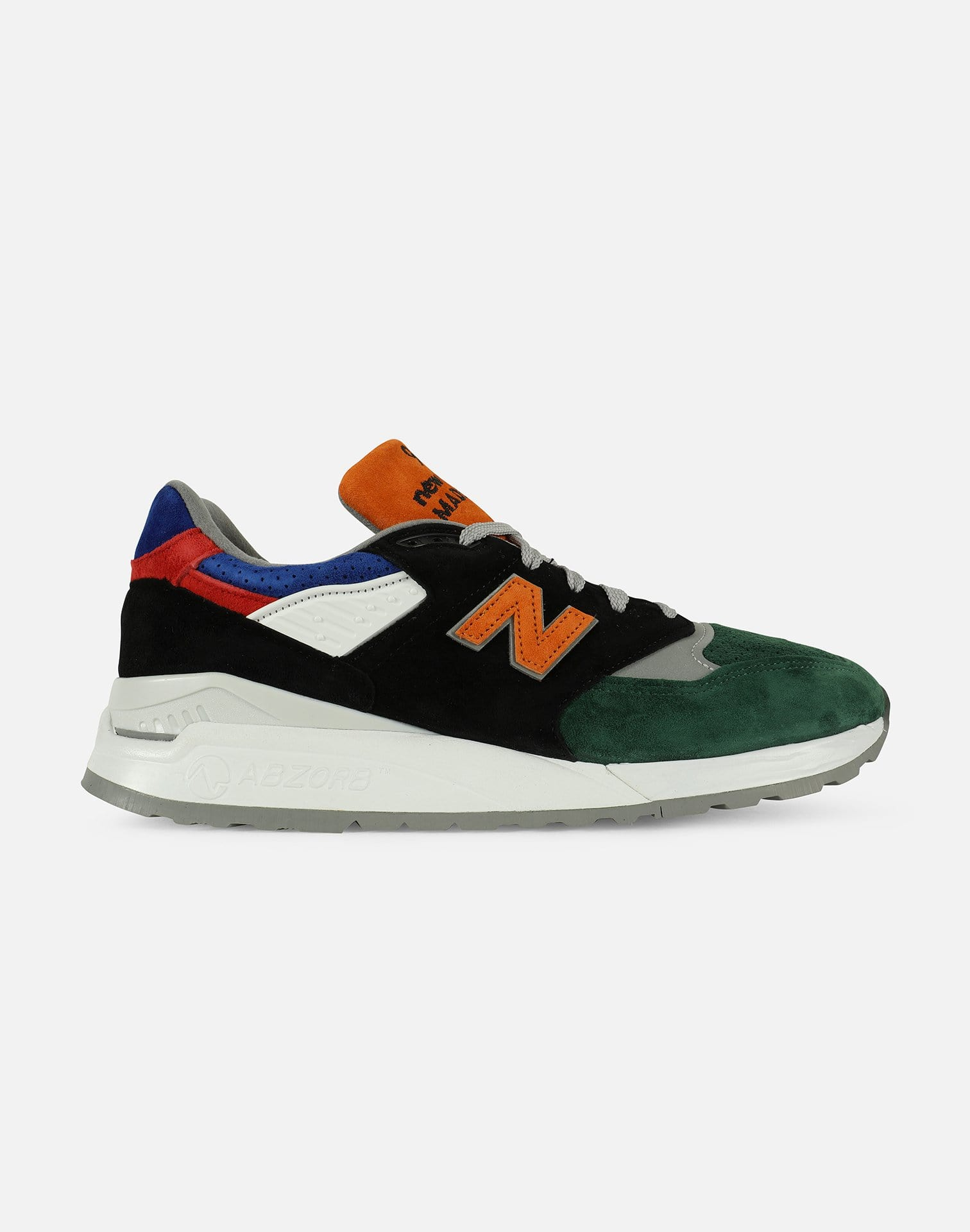 New Balance DTLR VILLA Exclusive 998 'Four 4 Four'