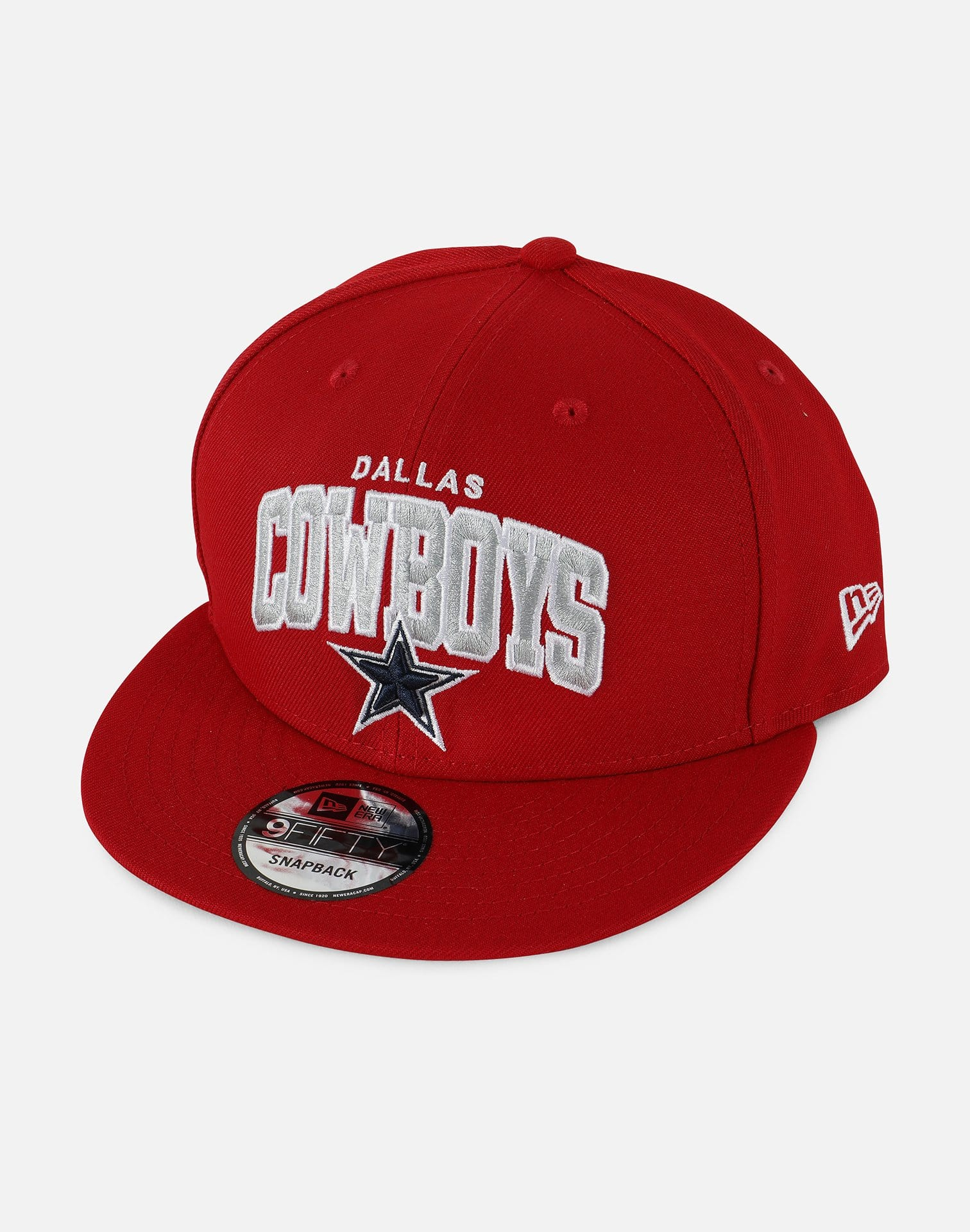 Dallas Cowboys Team Arch Snapback Hat