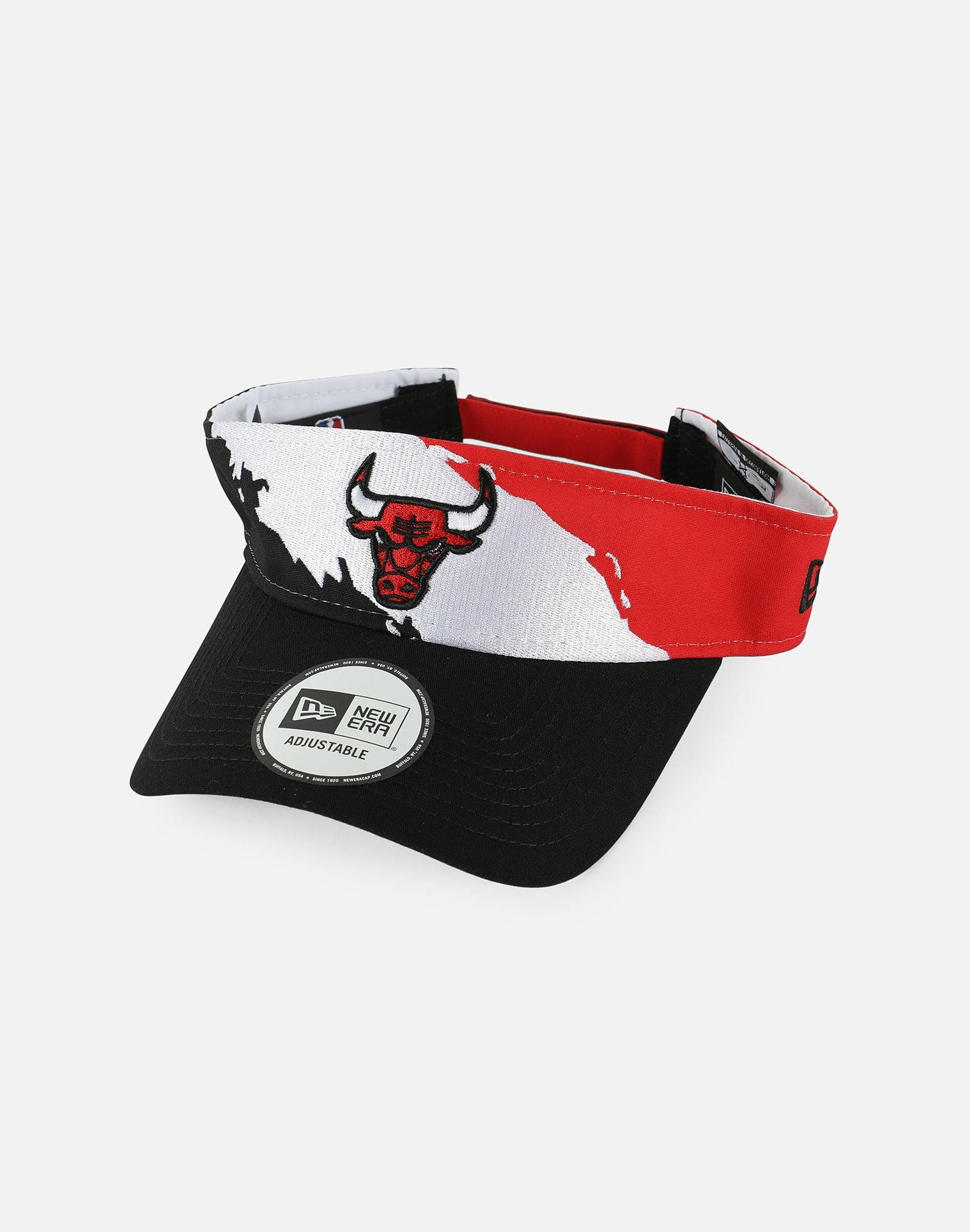 New Era NBA Chicago Bulls Visor