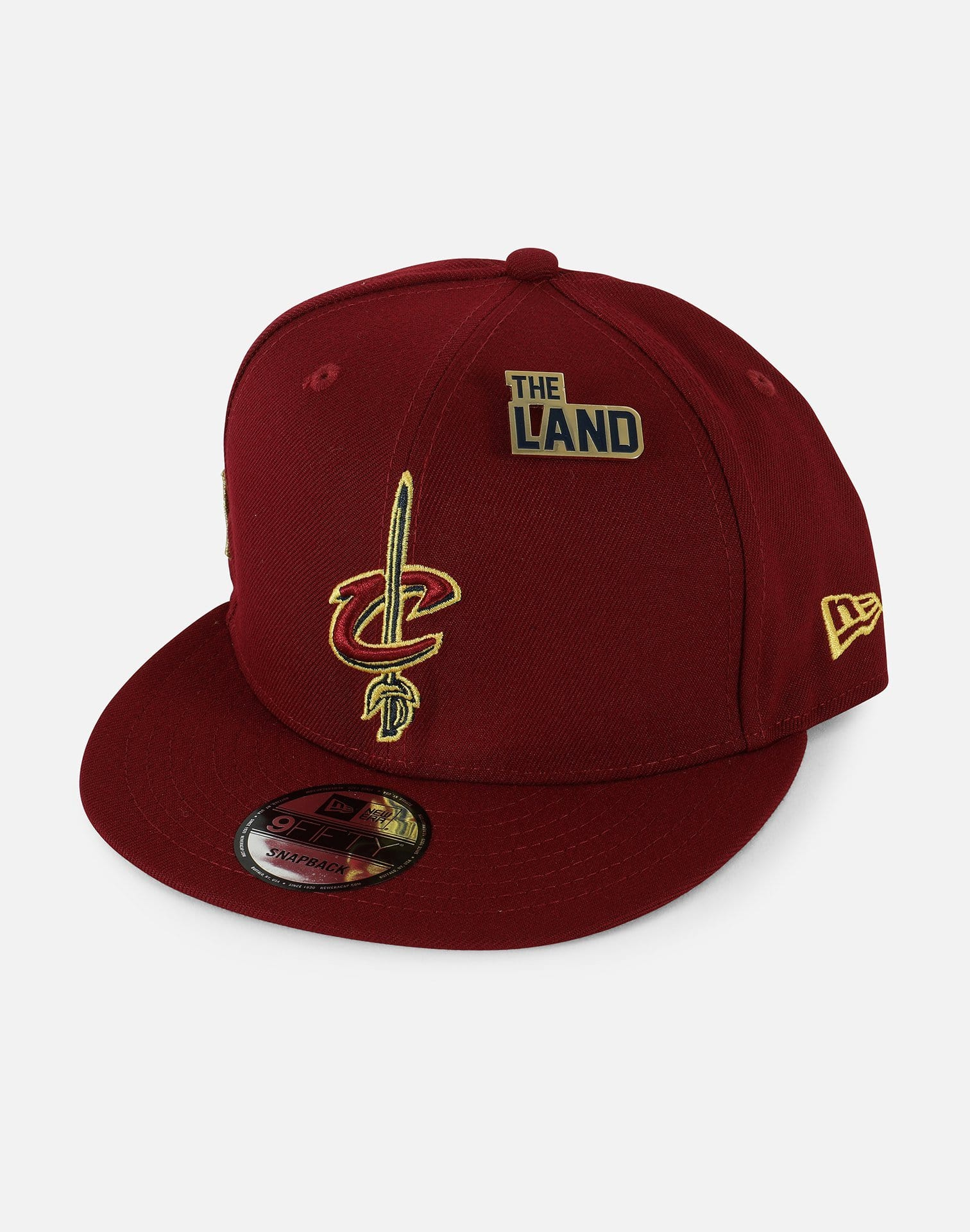 New Era Cleveland Cavaliers NBA 2018 Draft 9Fifty Snapback Hat