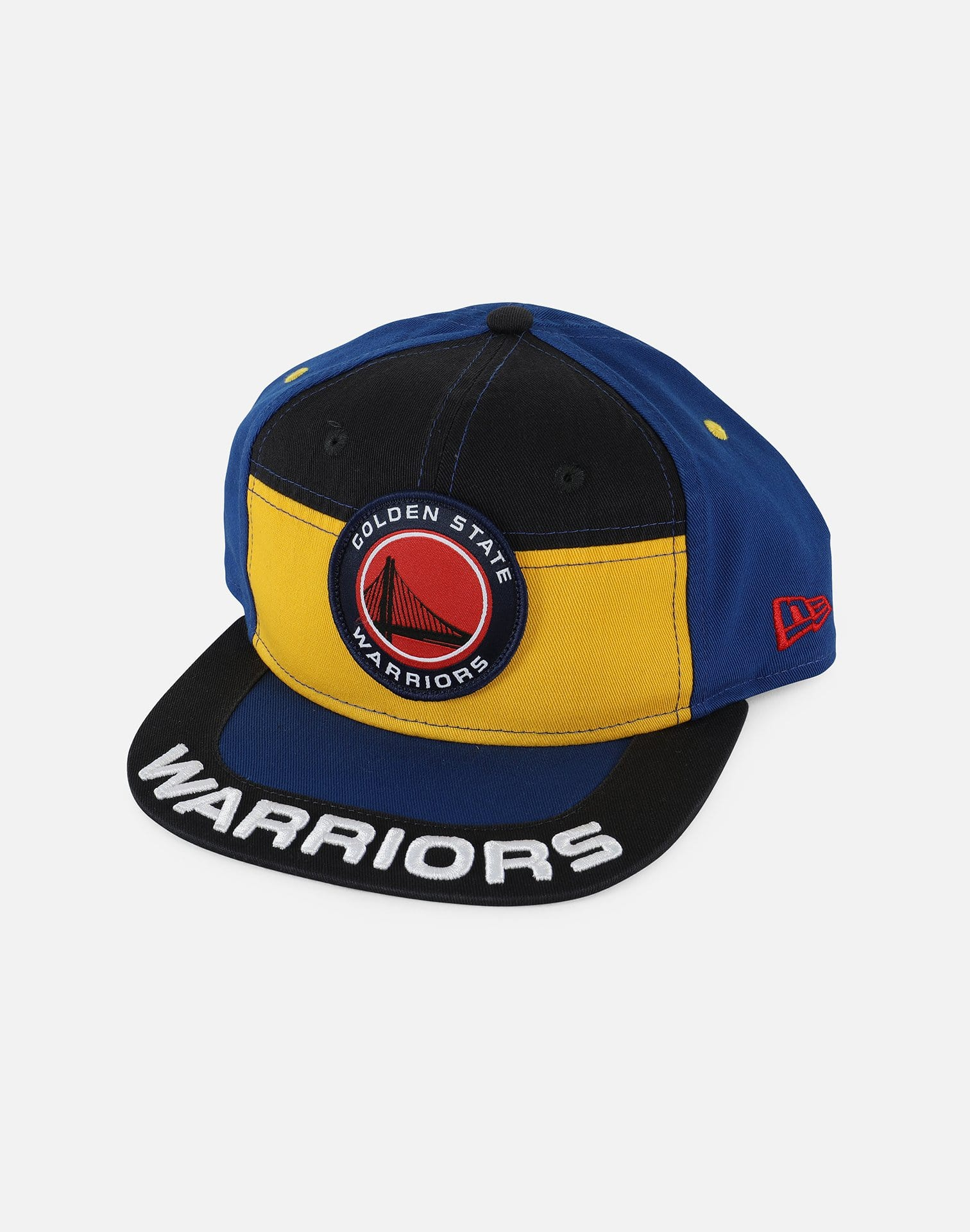 New Era NBA Golden State Warriors Snapback Hat