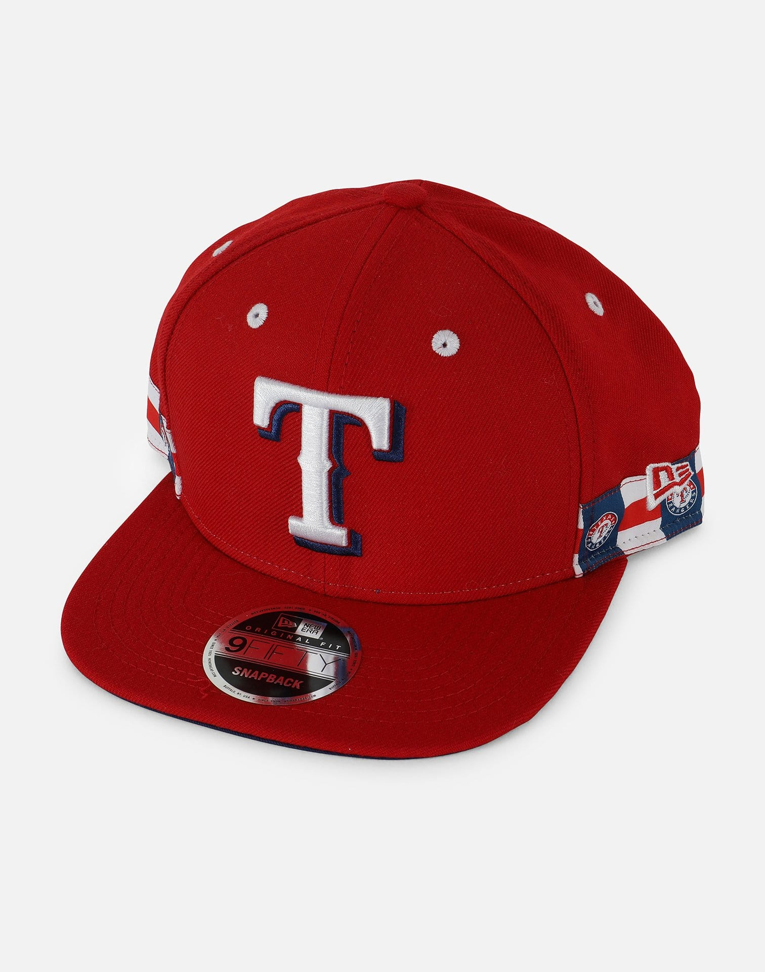 New Era MLB Texas Rangers 018 Snapback Hat