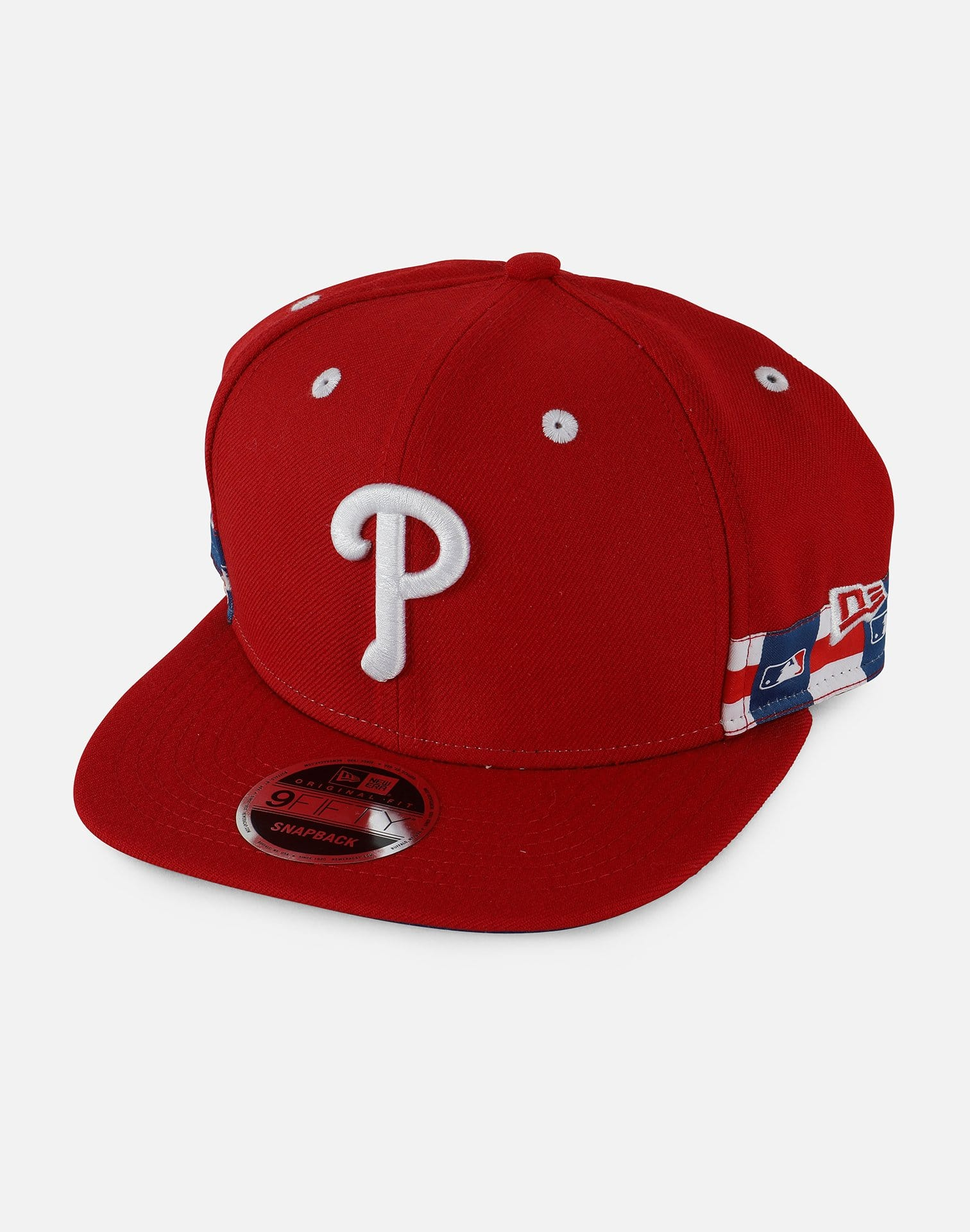 New Era Exclusive Customs MLB Philadelphia Phillies 018 Snapback Hat