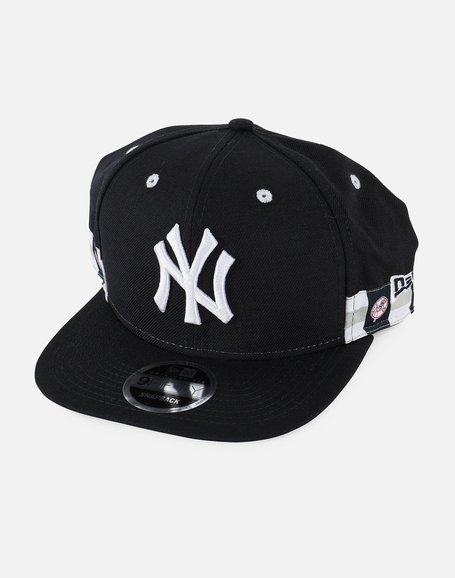 New Era Exclusive Customs MLB New York Yankees Snapback Hat