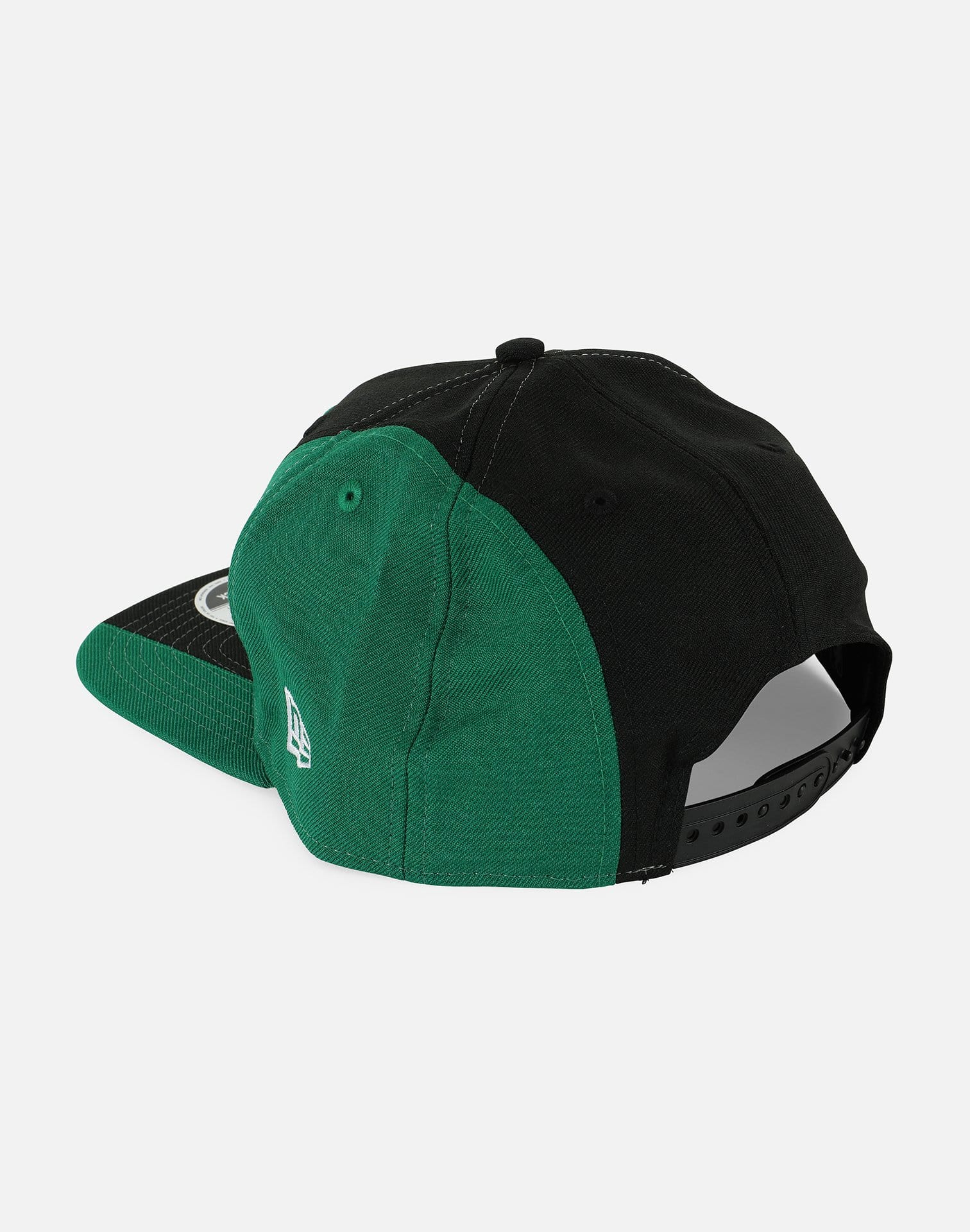 New Era Exclusive Customs NBA Boston Celtics XL 2-Tone Snapback Hat