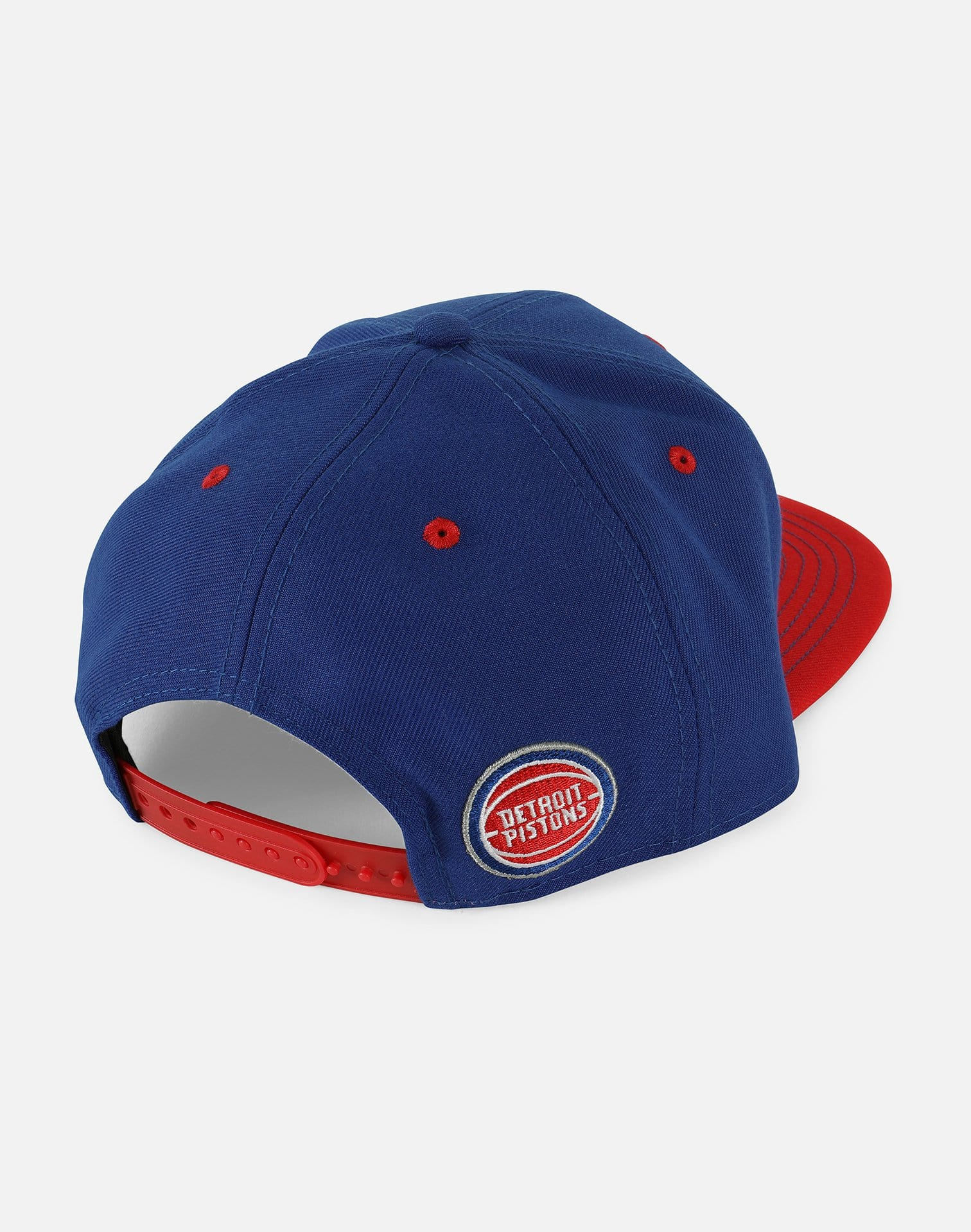 New Era NBA Detroit Pistons DTLR VILLA Exclusive Snapback Hat
