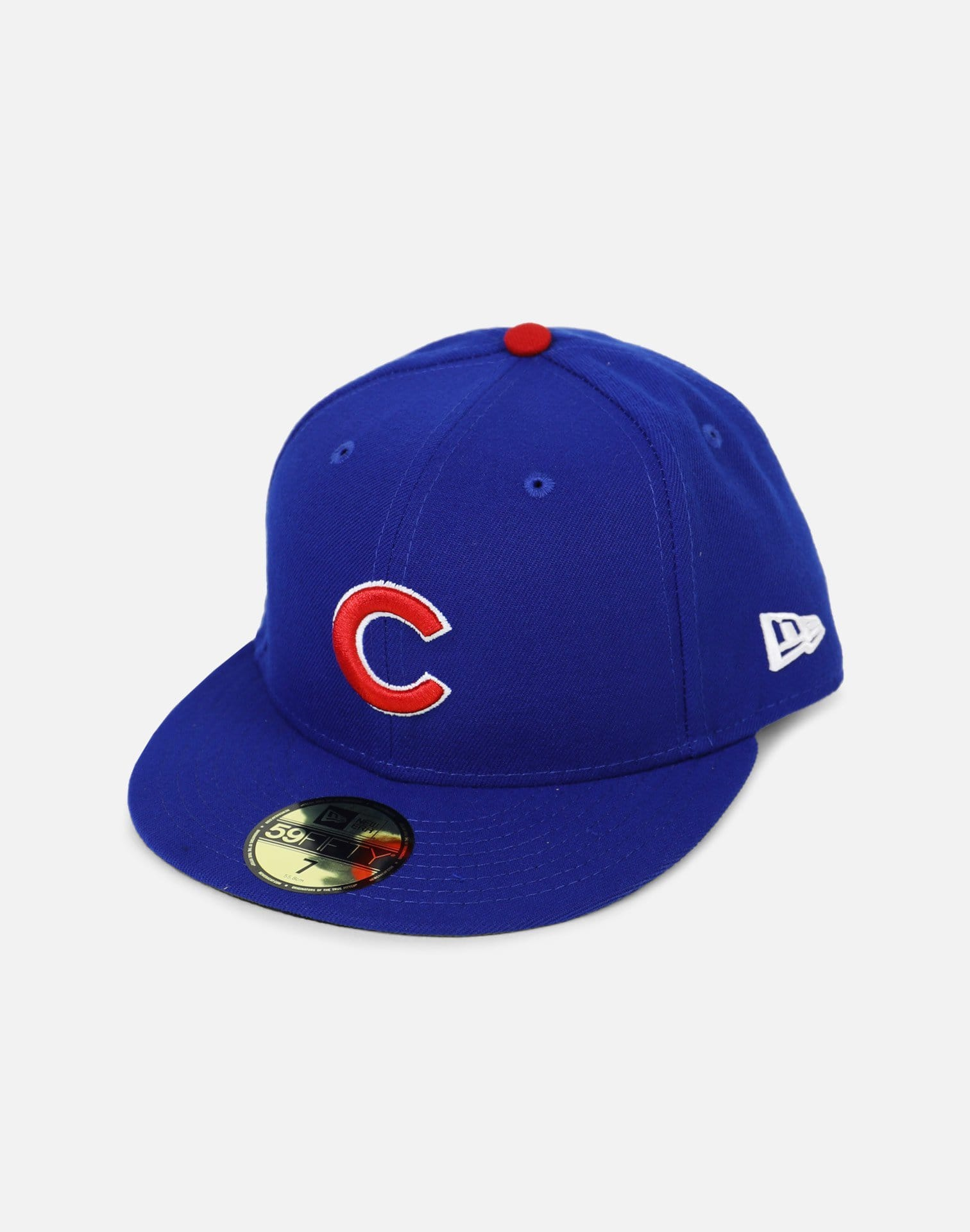 New Era Chicago Cubs Authentic Fitted Hat (Game Royal)
