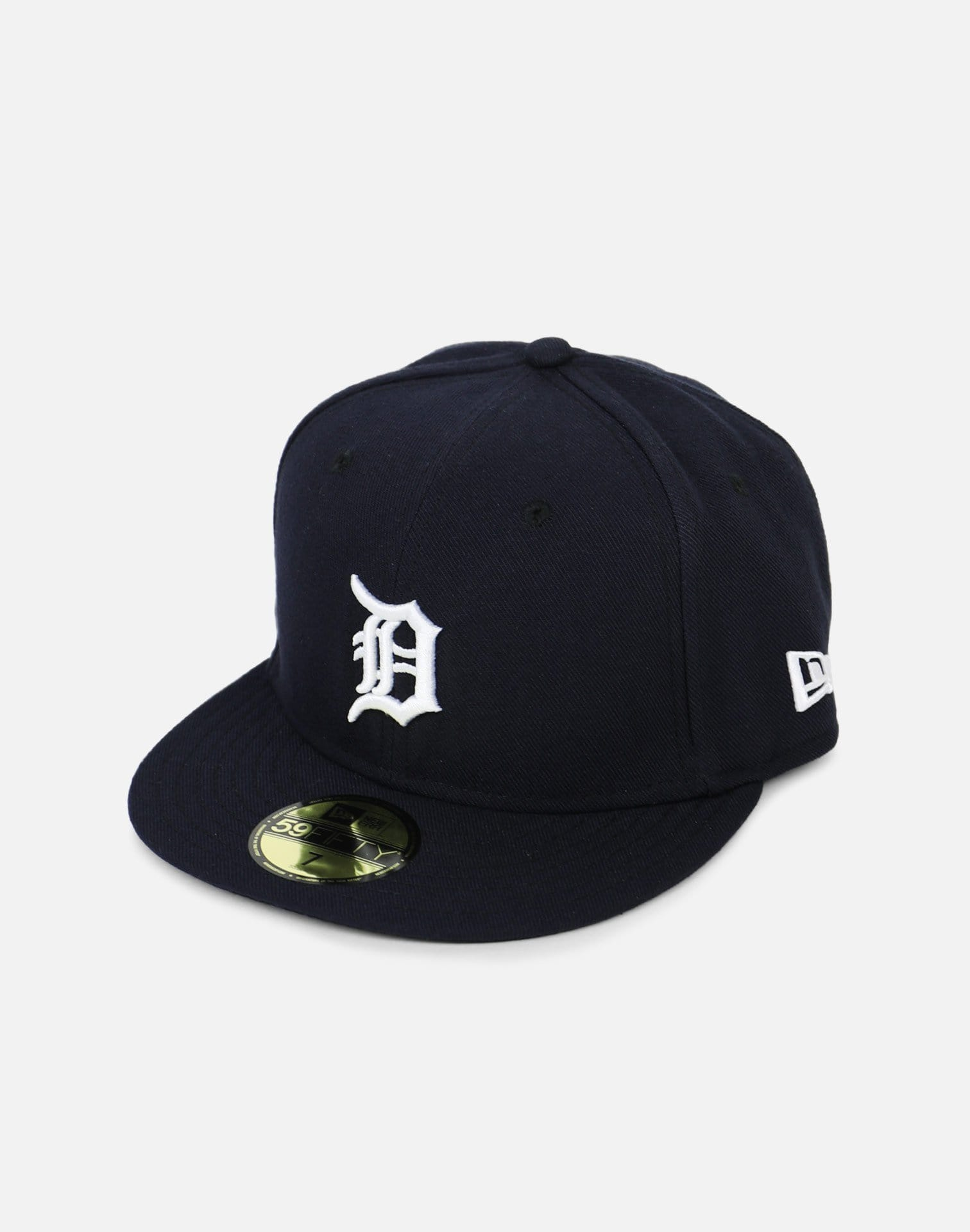 New Era Detroit Tigers Authentic Fitted Hat (Navy)