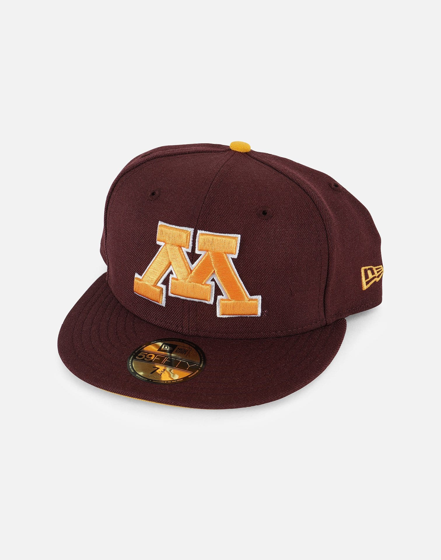 New Era NCAA 5950 Minnesota Golden Gophers Fitted Hat