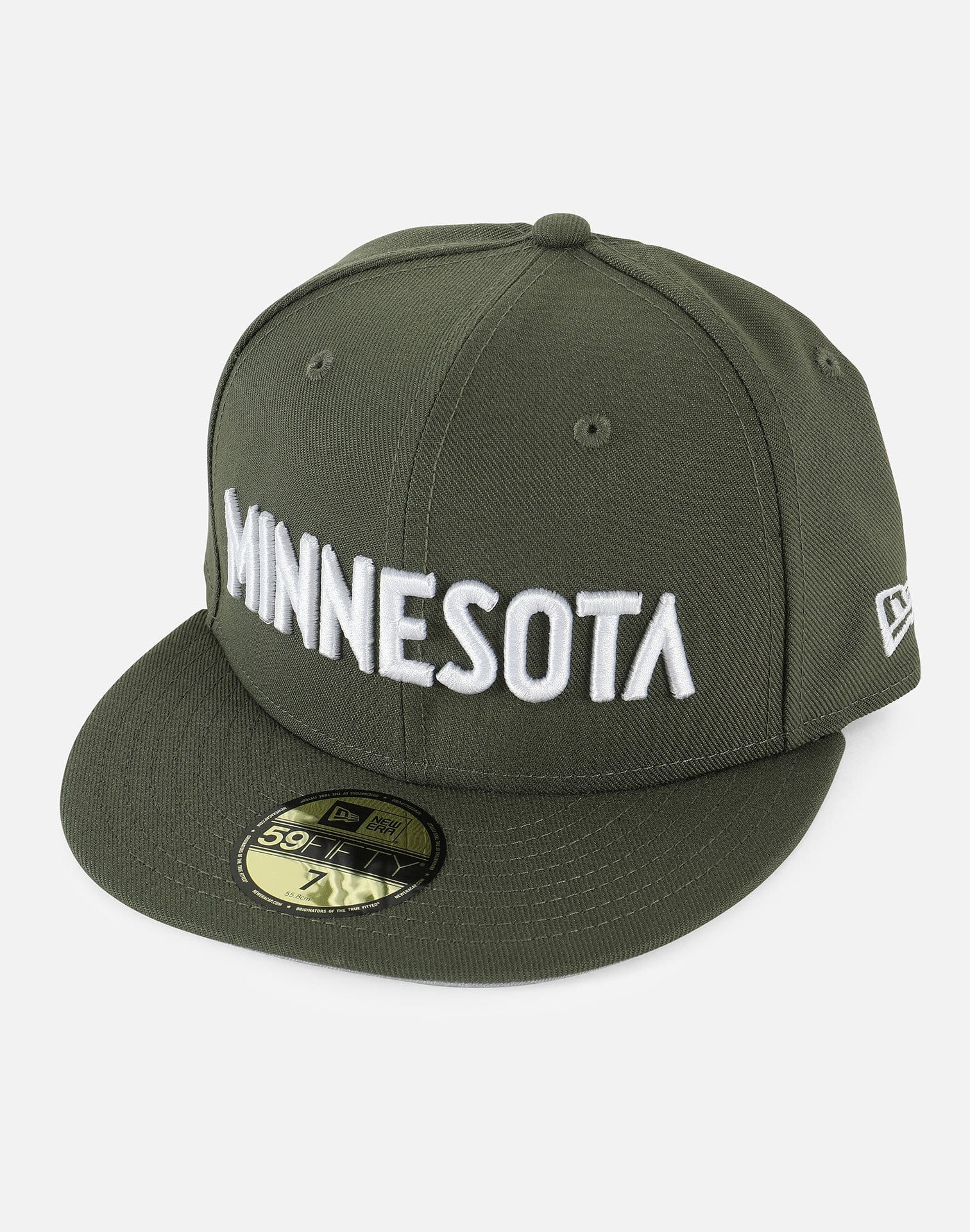 New Era 5950 NBA Minnesota Timberwolves Fitted Hat