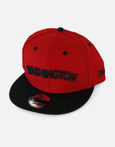 New Era MLB Washington Nationals 9Fifty Snapback Hat
