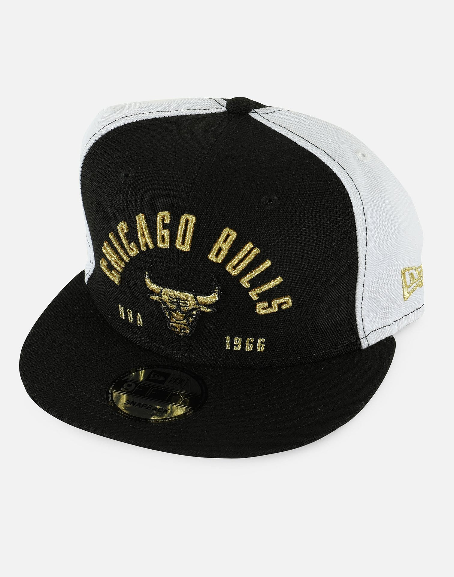 New Era NBA Chicago Bulls Establisher 9Fifty Snapback Hat