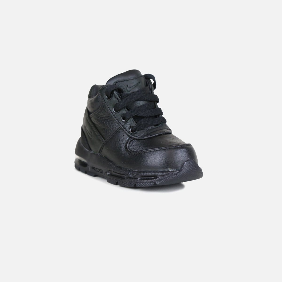 Nike Air Max Goadome Toddler Boot (Black/Black)
