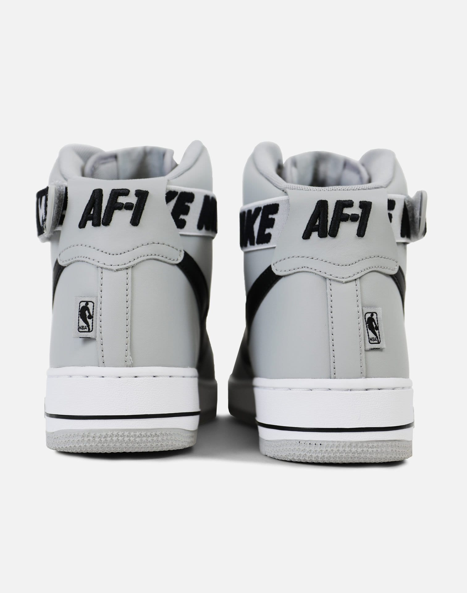 Nike Air Force 1 '07 High LV8 'Statement Game' (Flight Silver/Black-White)