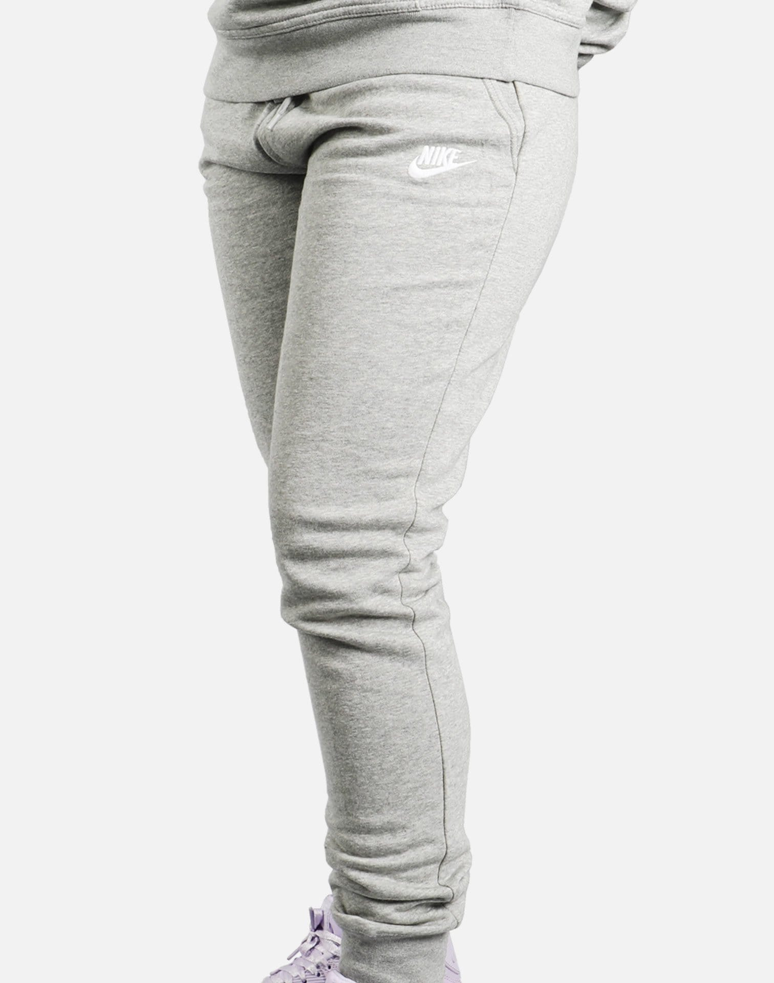 Nike NSW Club Fleece Tights (Grey)