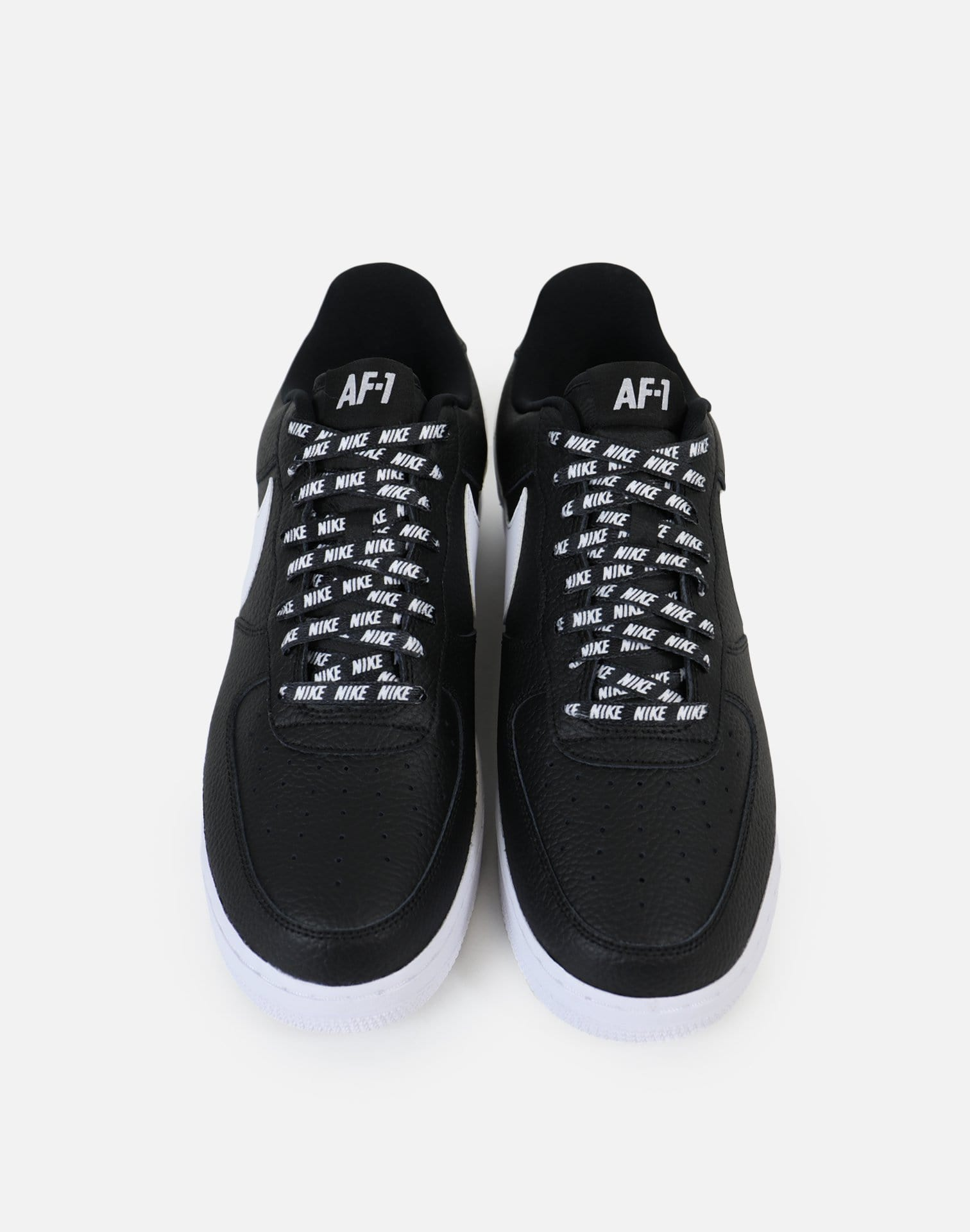 Nike Air Force 1 Low NBA 'Love For The 1' (Black/White-White)