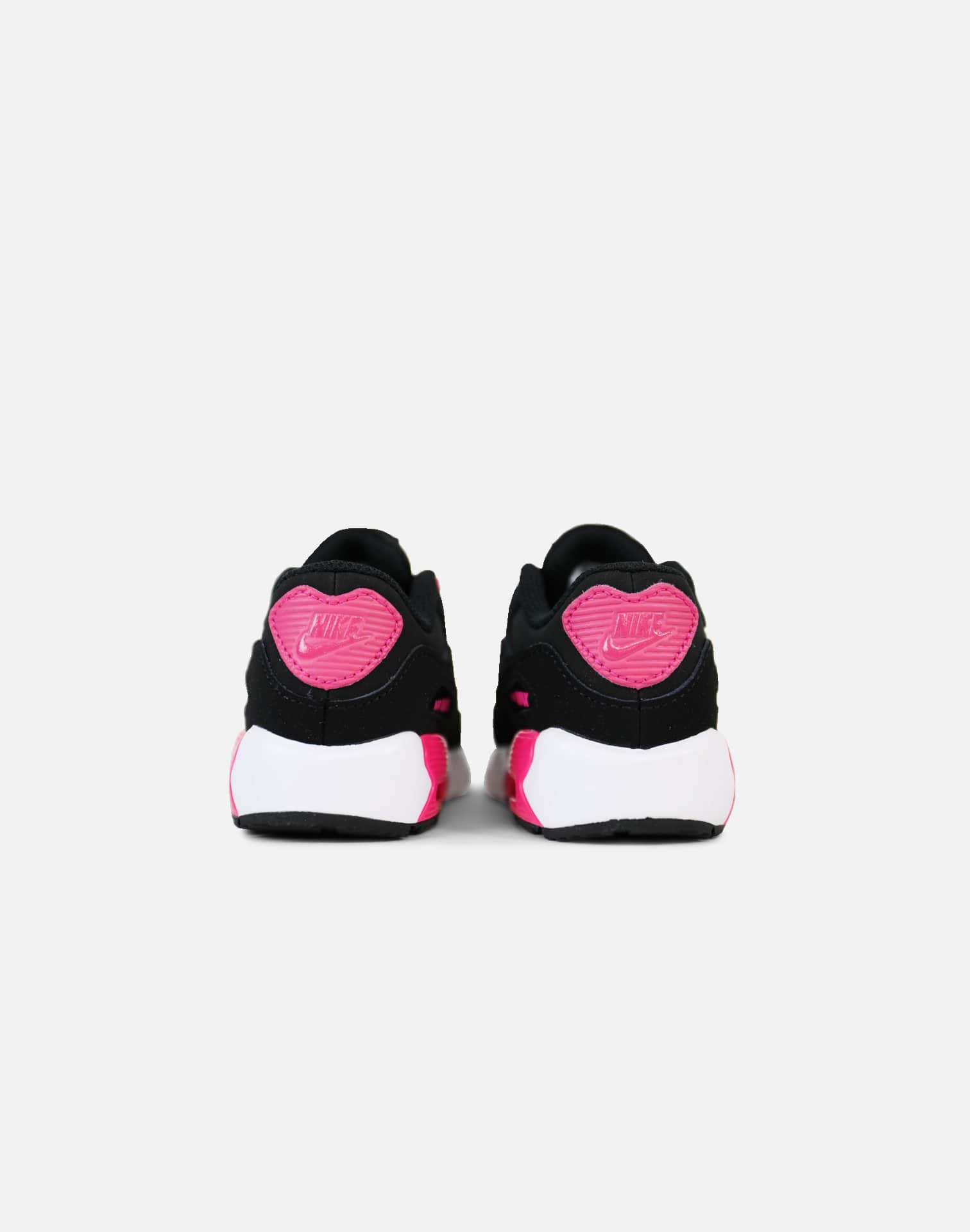 Nike Air Max 90 Infant (Black/Pink Prime-White)