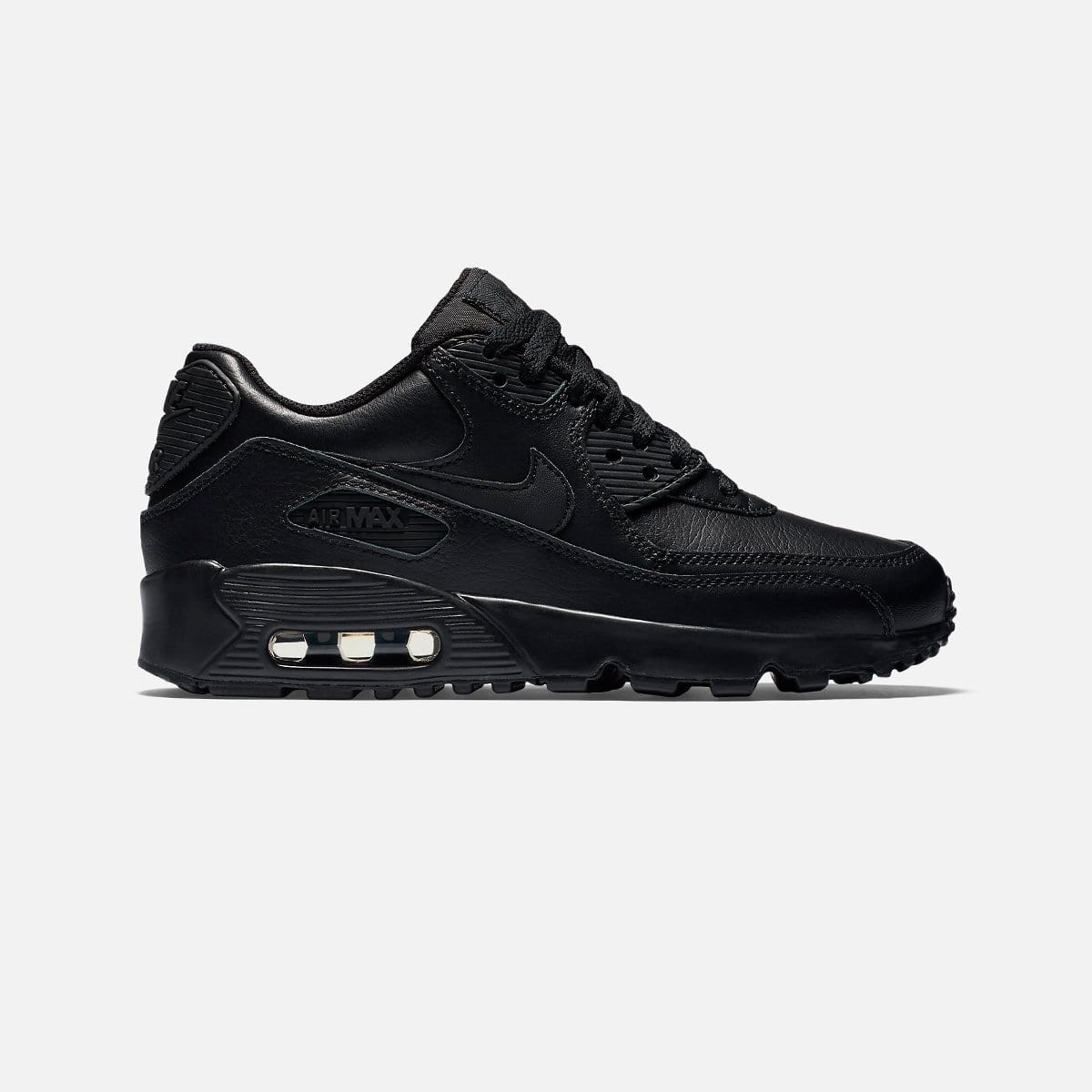 AIR MAX 90 LEATHER GRADE-SCHOOL – DTLR