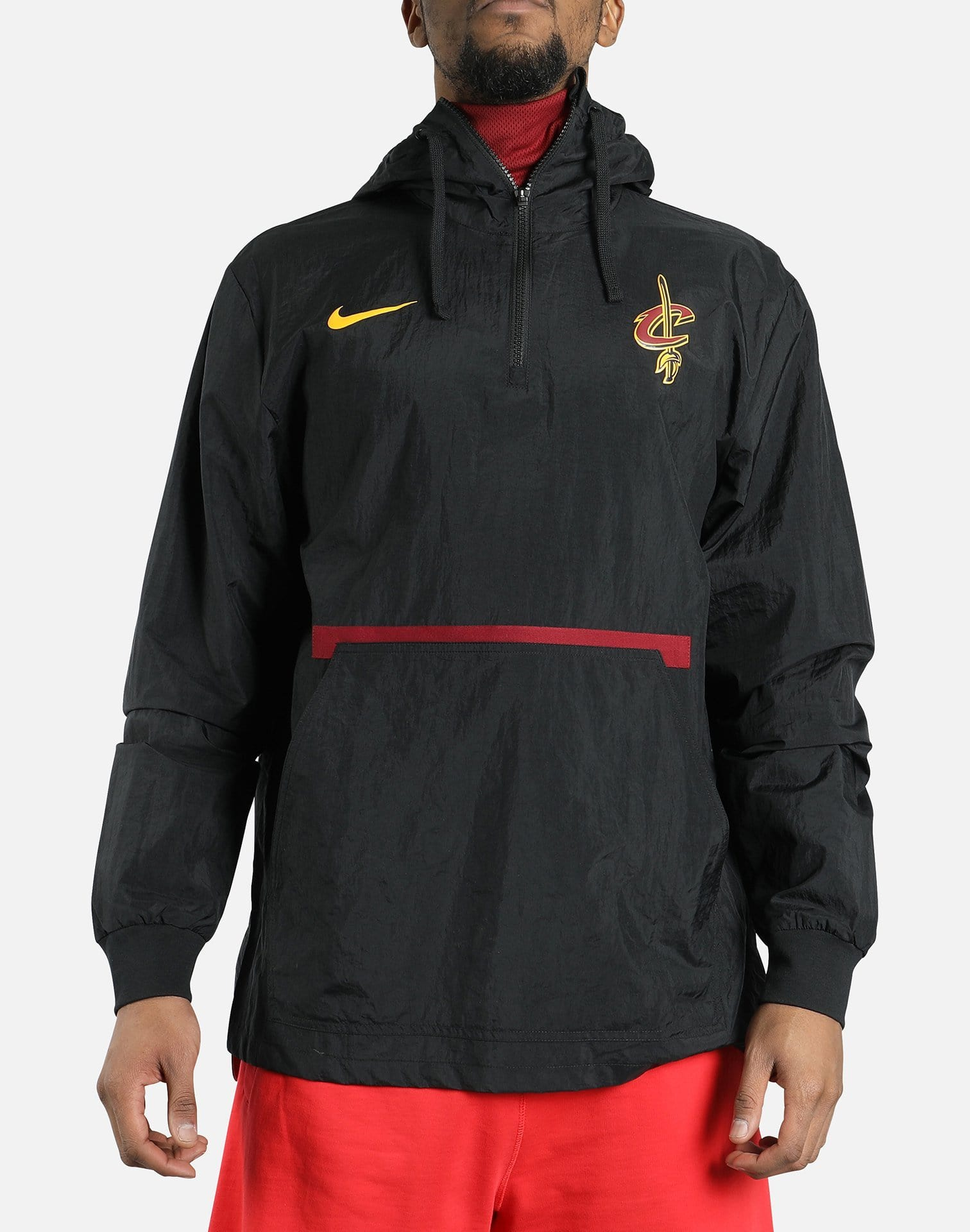 Nike NBA Cleveland Cavaliers Woven Packable Jacket