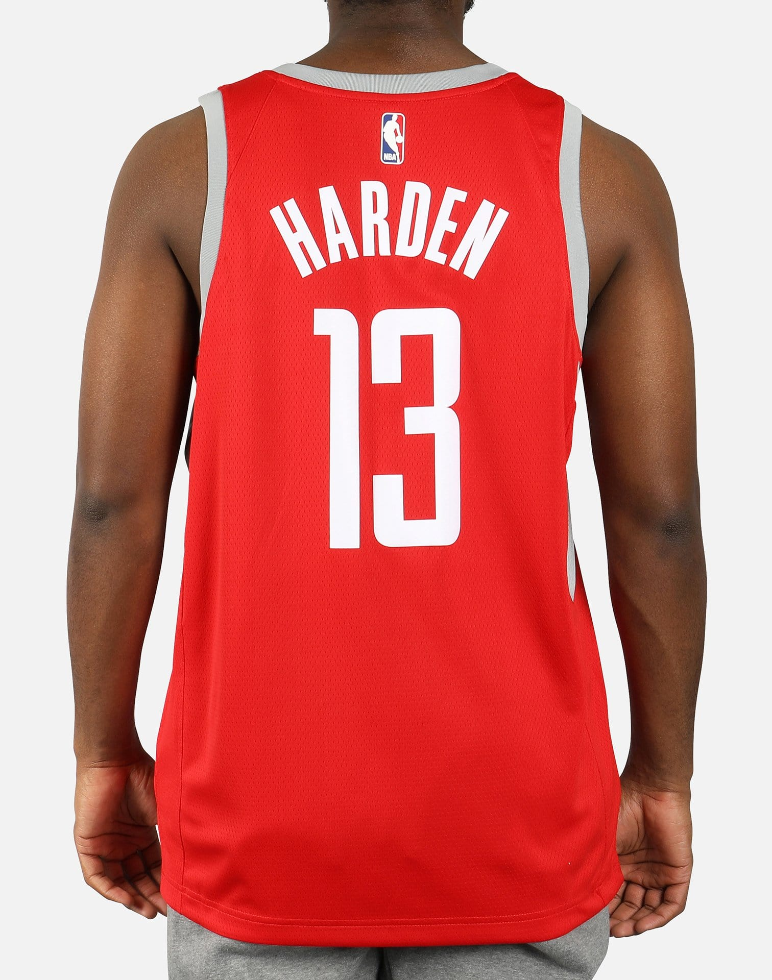Nike NBA Houston Rockets James Harden City Edition Swingman Jersey