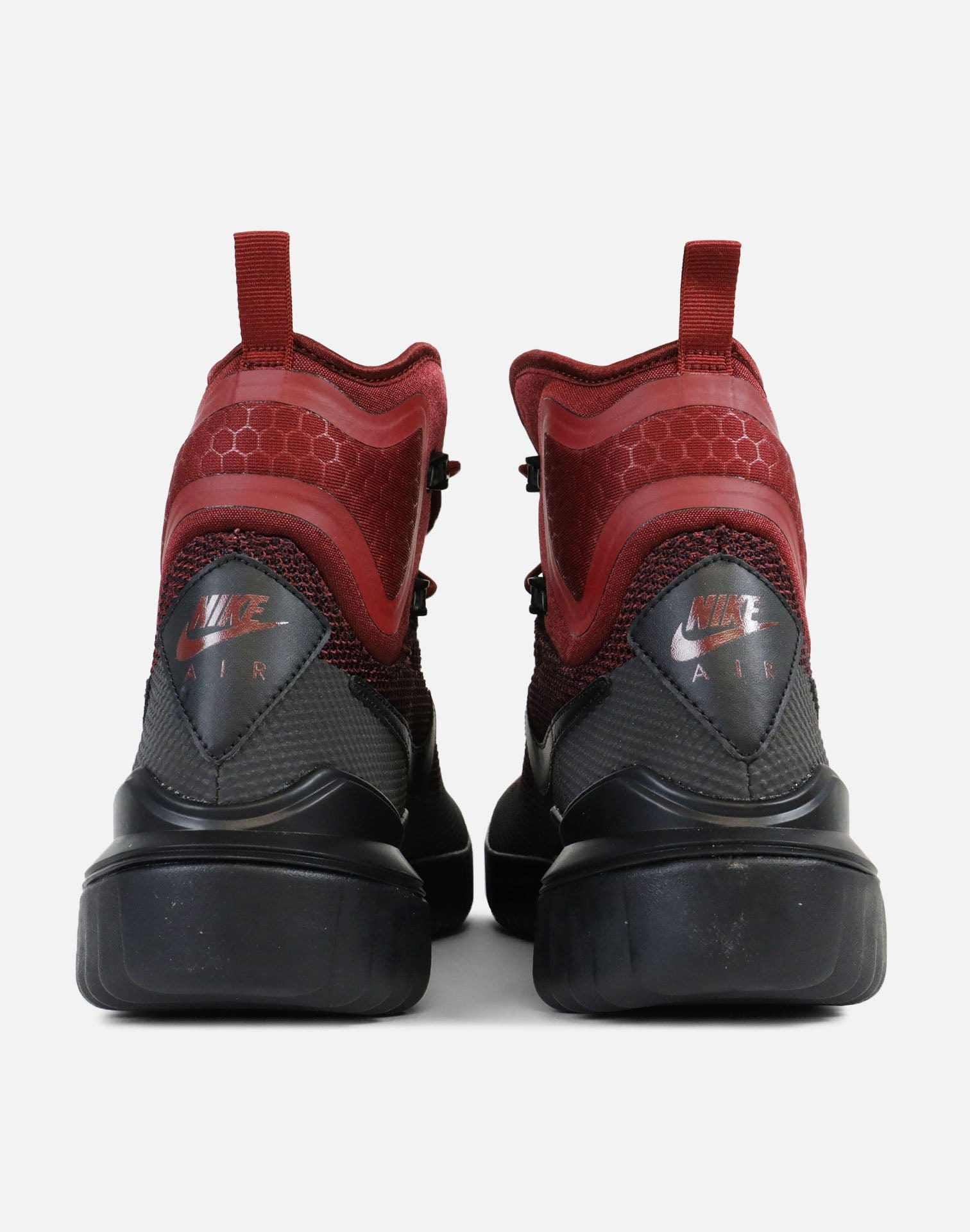 Nike Air Wild Mid (Dark Team Red/Port Wine-Black)
