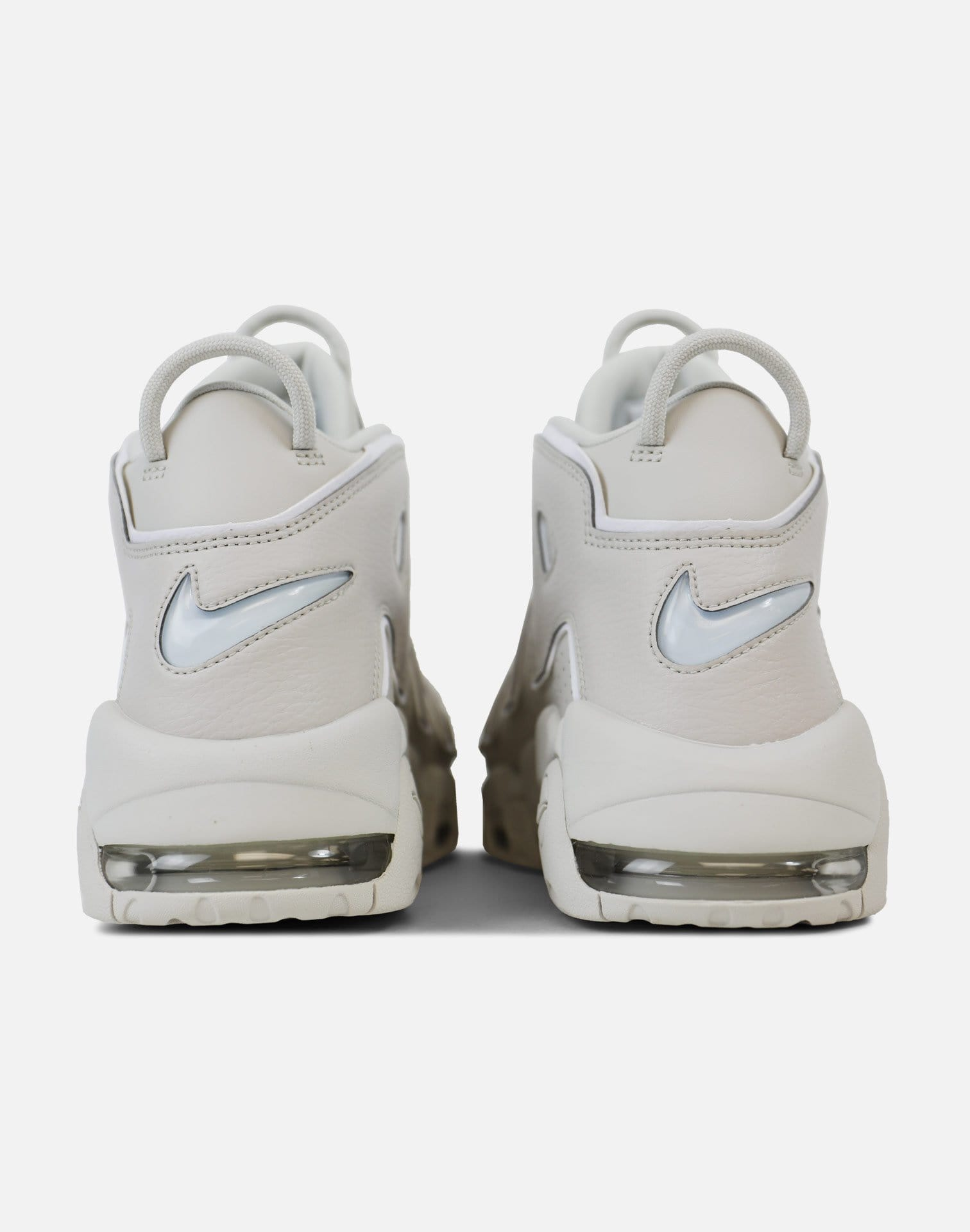 Nike Air More Uptempo 96 (Light Bone/White-Light Bone)