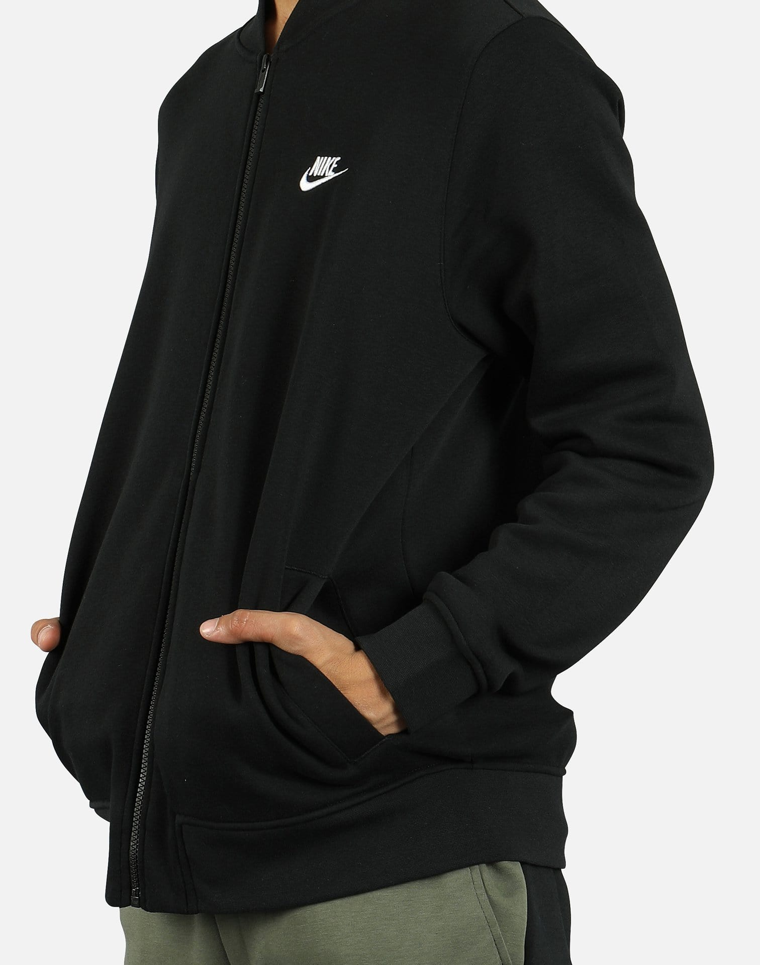 Nike Men's Club Bomber Jacket